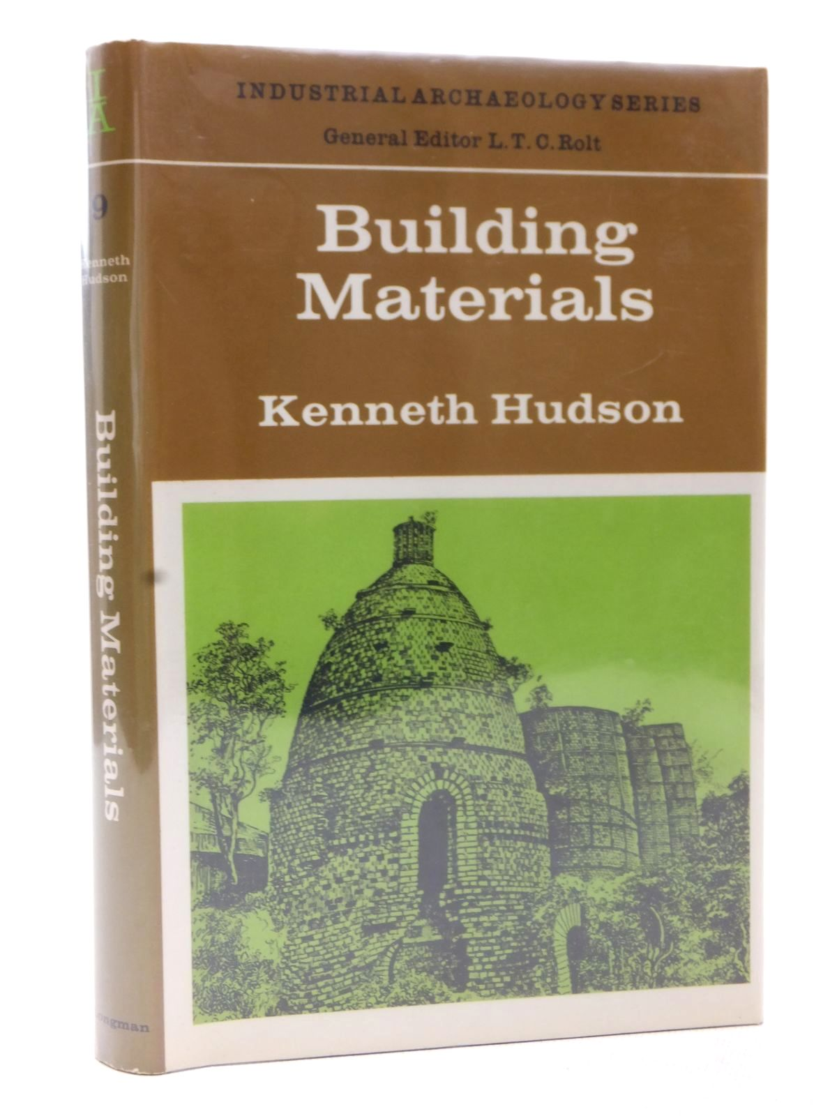Photo of BUILDING MATERIALS written by Hudson, Kenneth published by Longman (STOCK CODE: 1609394)  for sale by Stella & Rose's Books