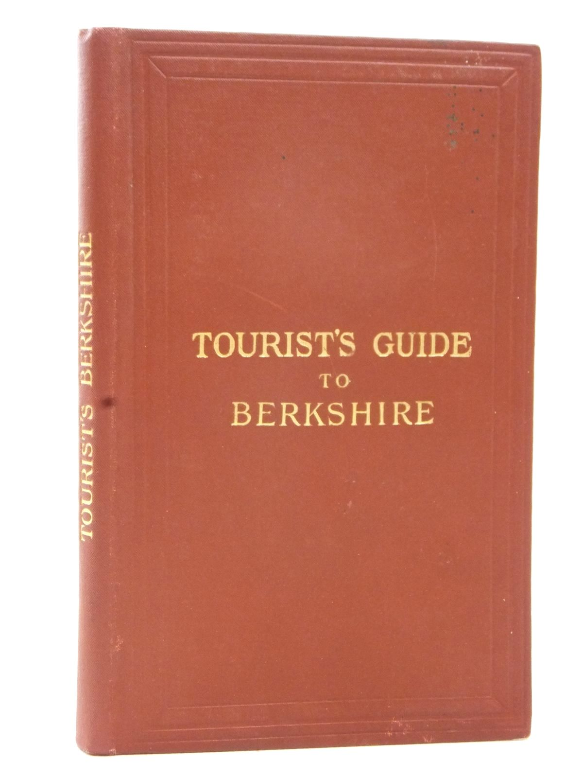 Photo of TOURIST'S GUIDE TO BERKSHIRE written by Ditchfield, P.H. published by Edward Stanford (STOCK CODE: 1609449)  for sale by Stella & Rose's Books