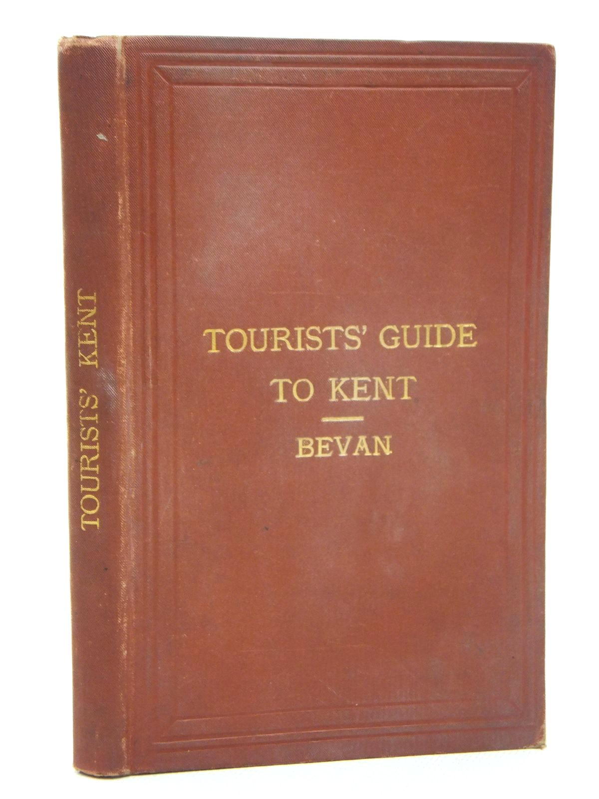 Photo of HANDBOOK TO THE COUNTY OF KENT (TOURISTS' GUIDE) written by Bevan, G. Phillips published by Edward Stanford (STOCK CODE: 1609471)  for sale by Stella & Rose's Books