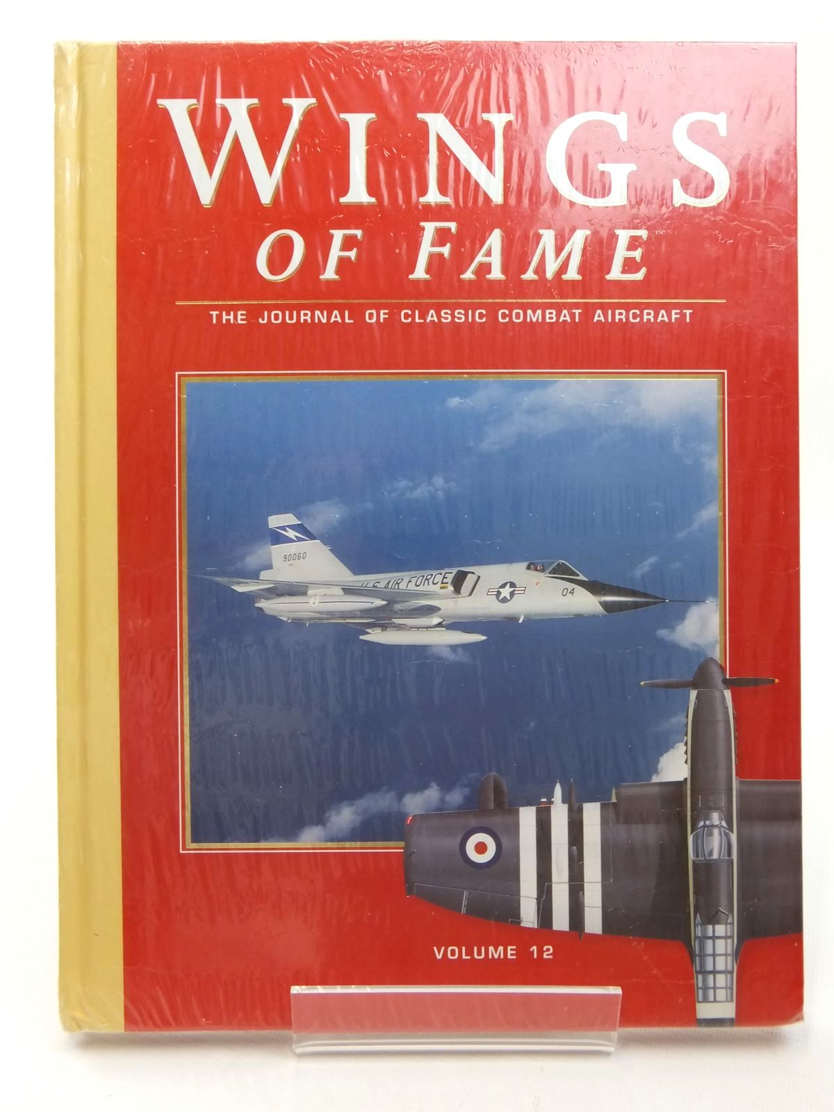 Photo of WINGS OF FAME VOLUME 12 published by Aerospace (STOCK CODE: 1609495)  for sale by Stella & Rose's Books