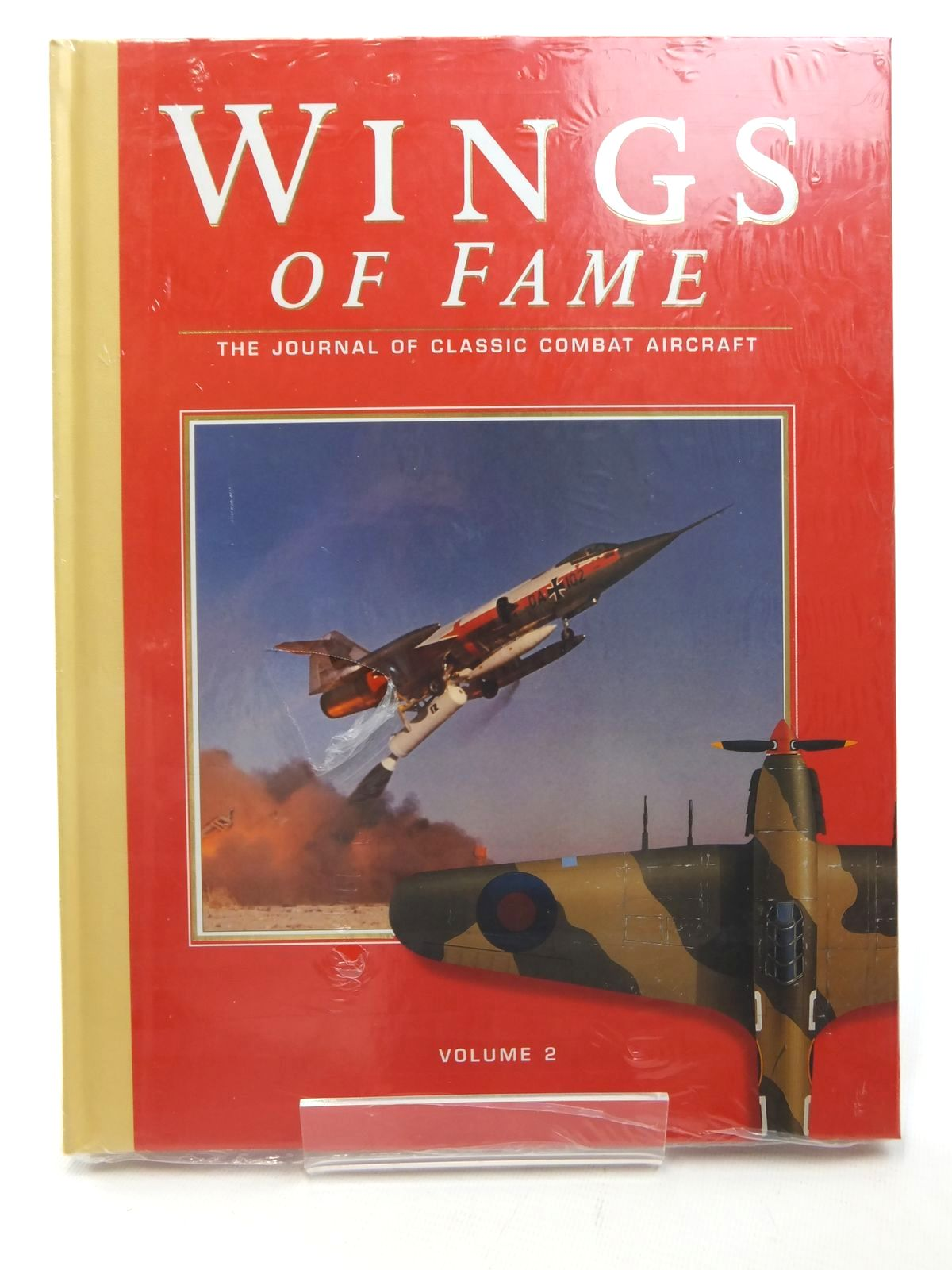 Photo of WINGS OF FAME VOLUME 2 published by Aerospace (STOCK CODE: 1609500)  for sale by Stella & Rose's Books
