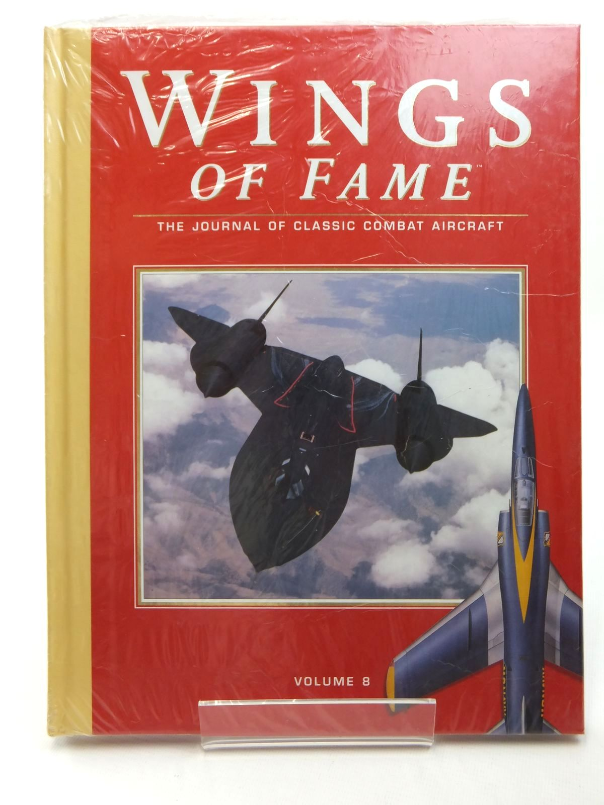 Photo of WINGS OF FAME VOLUME 8 published by Aerospace (STOCK CODE: 1609503)  for sale by Stella & Rose's Books