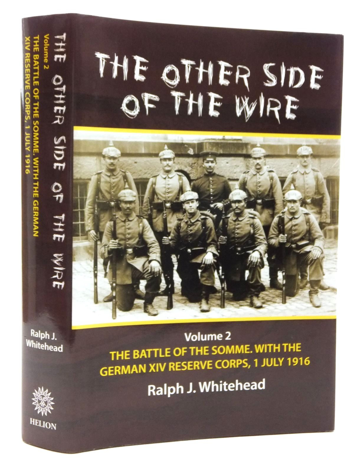 Photo of THE OTHER SIDE OF THE WIRE VOLUME 2 written by Whitehead, Ralph J. published by Helion & Company (STOCK CODE: 1609523)  for sale by Stella & Rose's Books