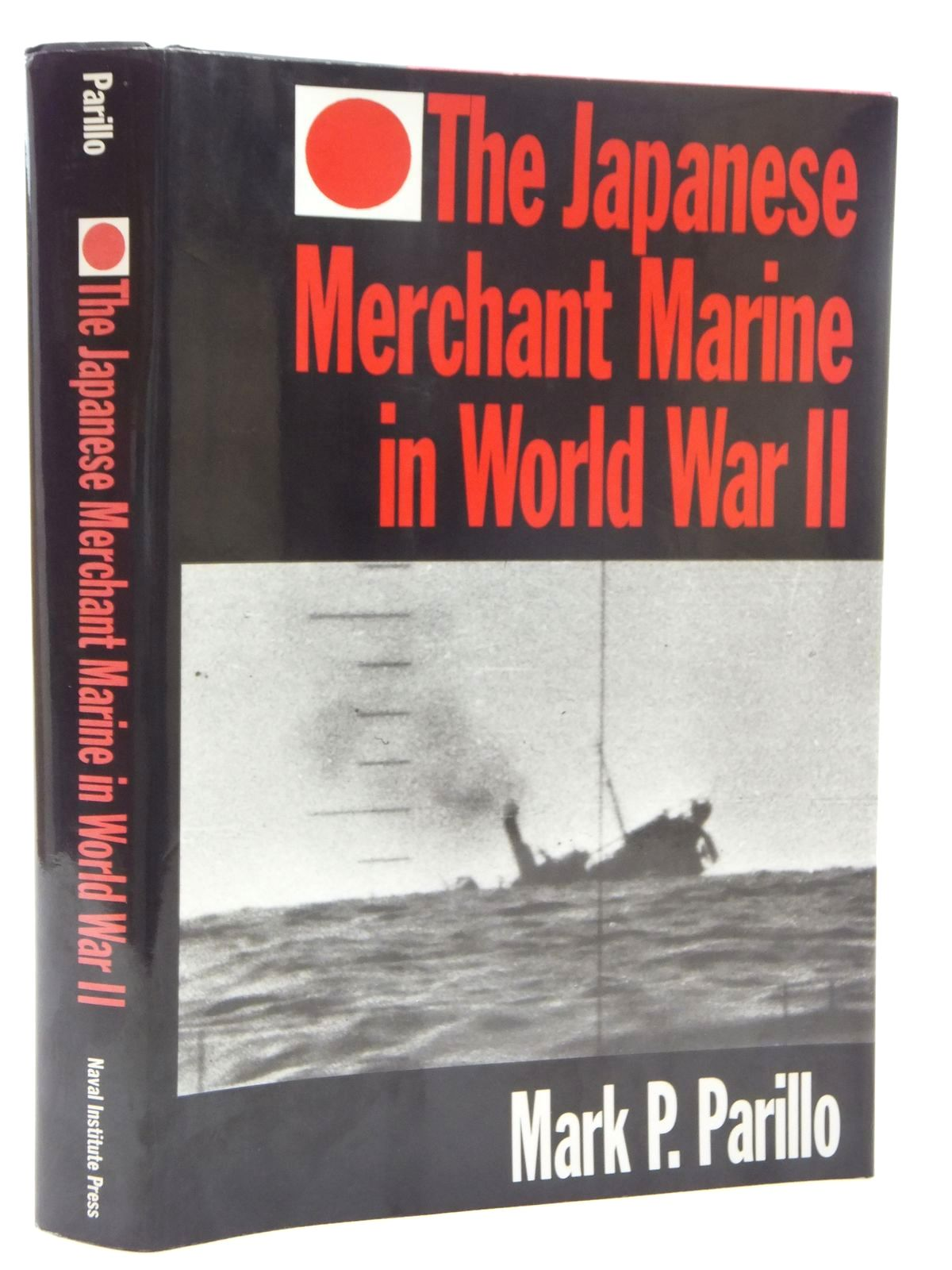 The Japanese Merchant Marine In World War Ii