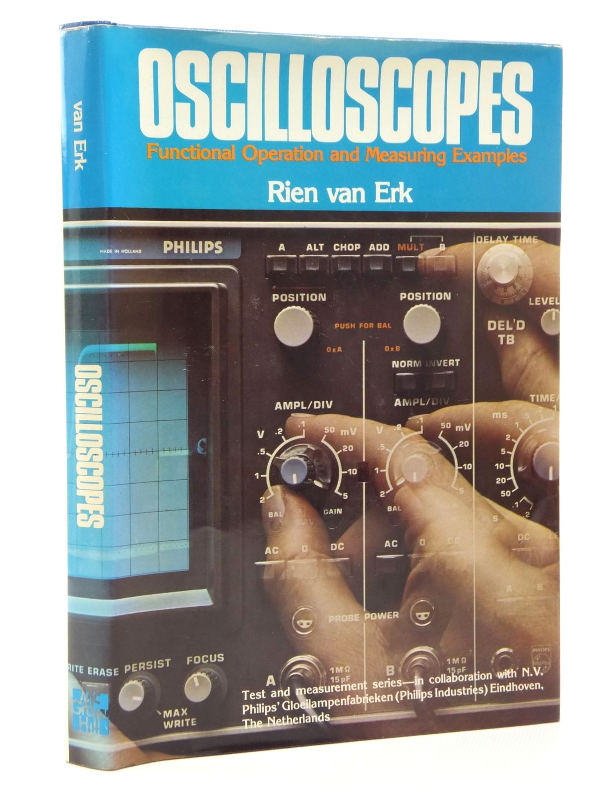 Photo of OSCILLOSCOPES written by Van Erk, Rien published by McGraw-Hill Book Company (STOCK CODE: 1609582)  for sale by Stella & Rose's Books
