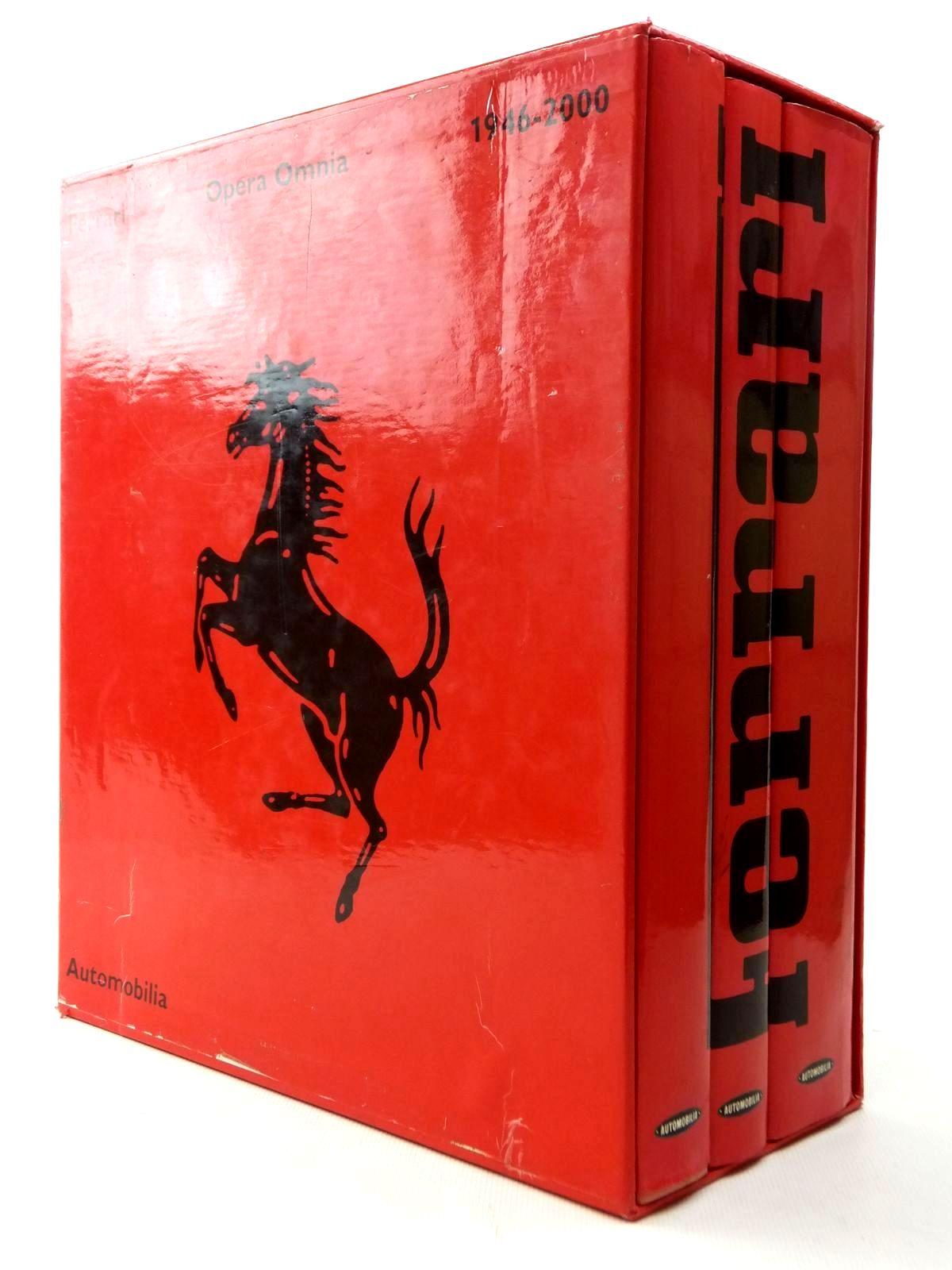 Ferrari Opera Omnia 1946-2000 (3 Volumes)