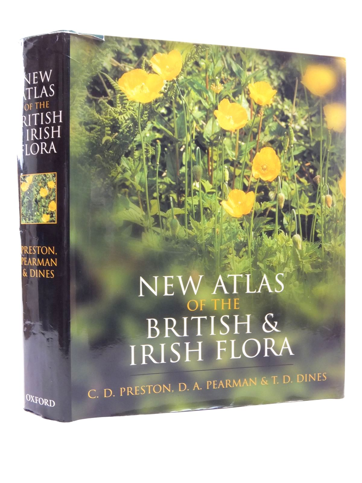Photo of NEW ATLAS OF THE BRITISH & IRISH FLORA written by Preston, C.D.<br />Pearman, D.A.<br />Dines, T.D. published by Oxford University Press (STOCK CODE: 1609627)  for sale by Stella & Rose's Books