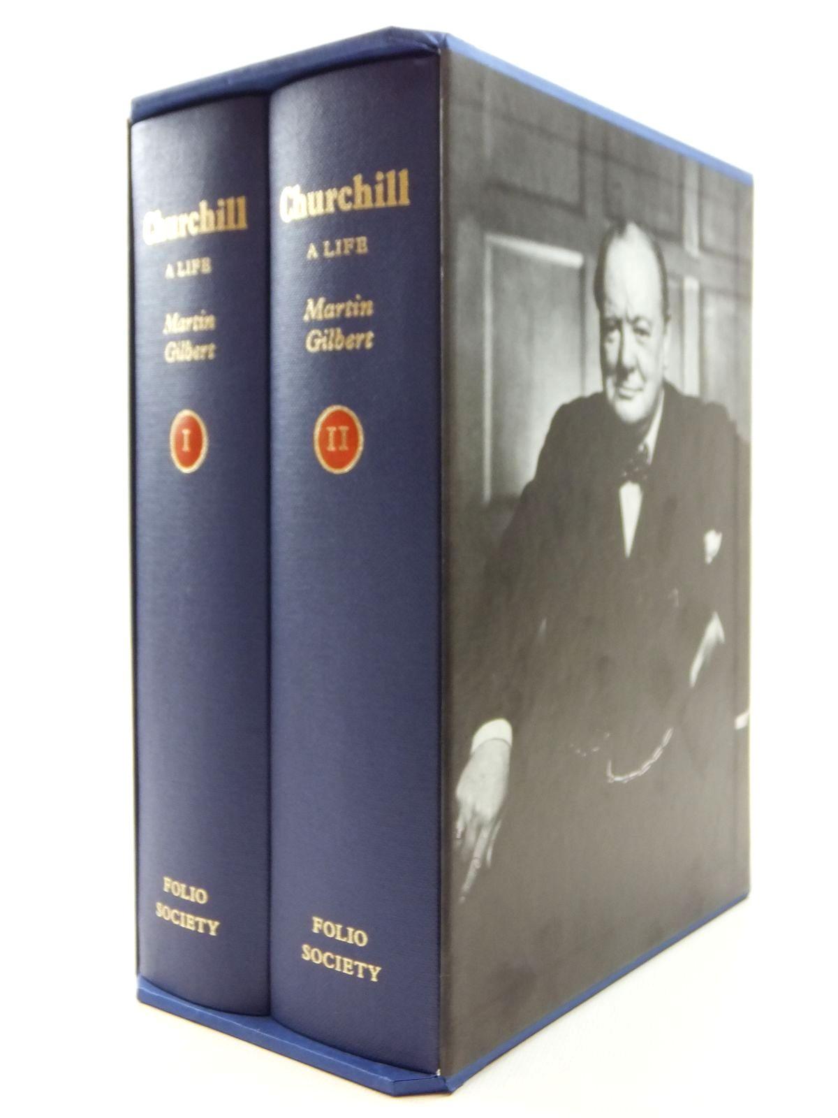 Churchill A Life (2 Volumes)