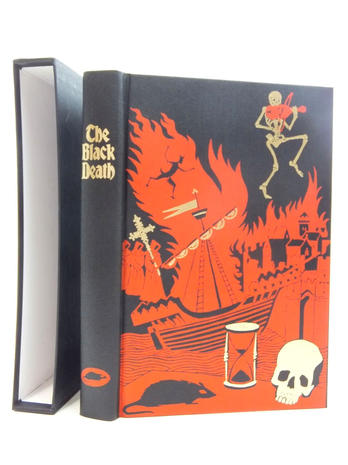 Photo of THE BLACK DEATH written by Ziegler, Philip published by Folio Society (STOCK CODE: 1609671)  for sale by Stella & Rose's Books