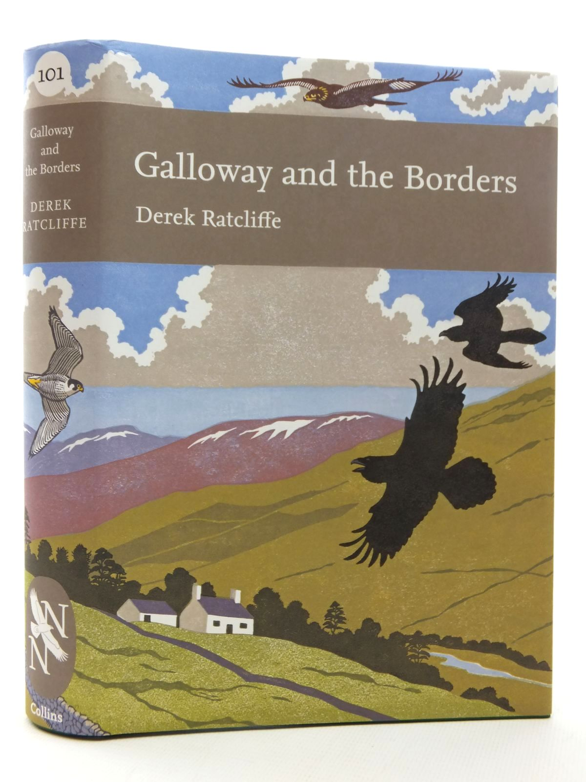 Photo of GALLOWAY AND THE BORDERS (NN 101) written by Ratcliffe, Derek published by Collins (STOCK CODE: 1609681)  for sale by Stella & Rose's Books