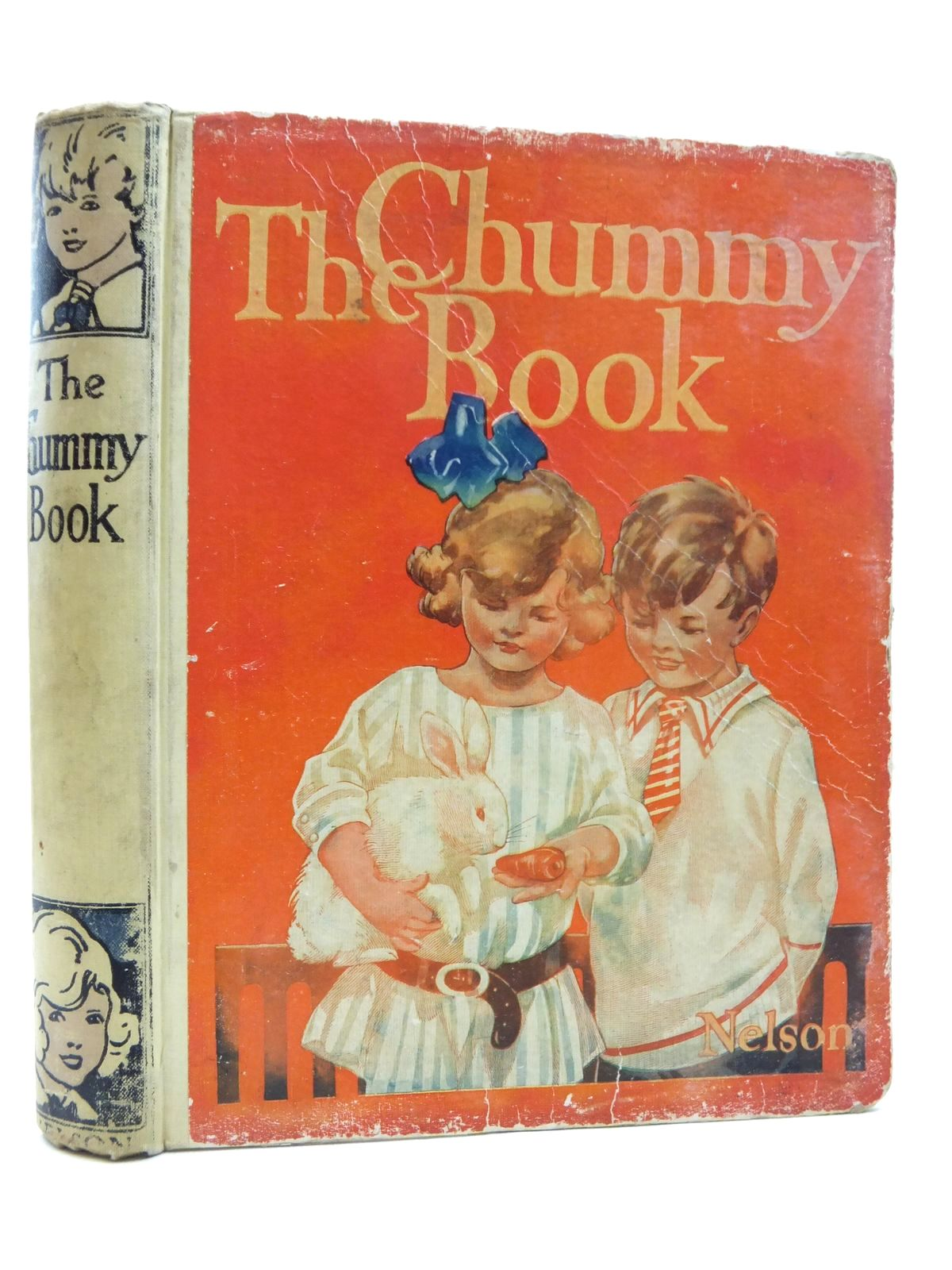 Photo of THE CHUMMY BOOK - SEVENTH YEAR written by Chisholm, Edwin<br />Russell, Dorothy<br />Talbot, Ethel<br />Brazil, Angela<br />et al,  illustrated by Wood, Lawson<br />Attwell, Mabel Lucie<br />Pearse, S.B.<br />Anderson, Anne<br />et al.,  published by Thomas Nelson and Sons Ltd. (STOCK CODE: 1609756)  for sale by Stella & Rose's Books