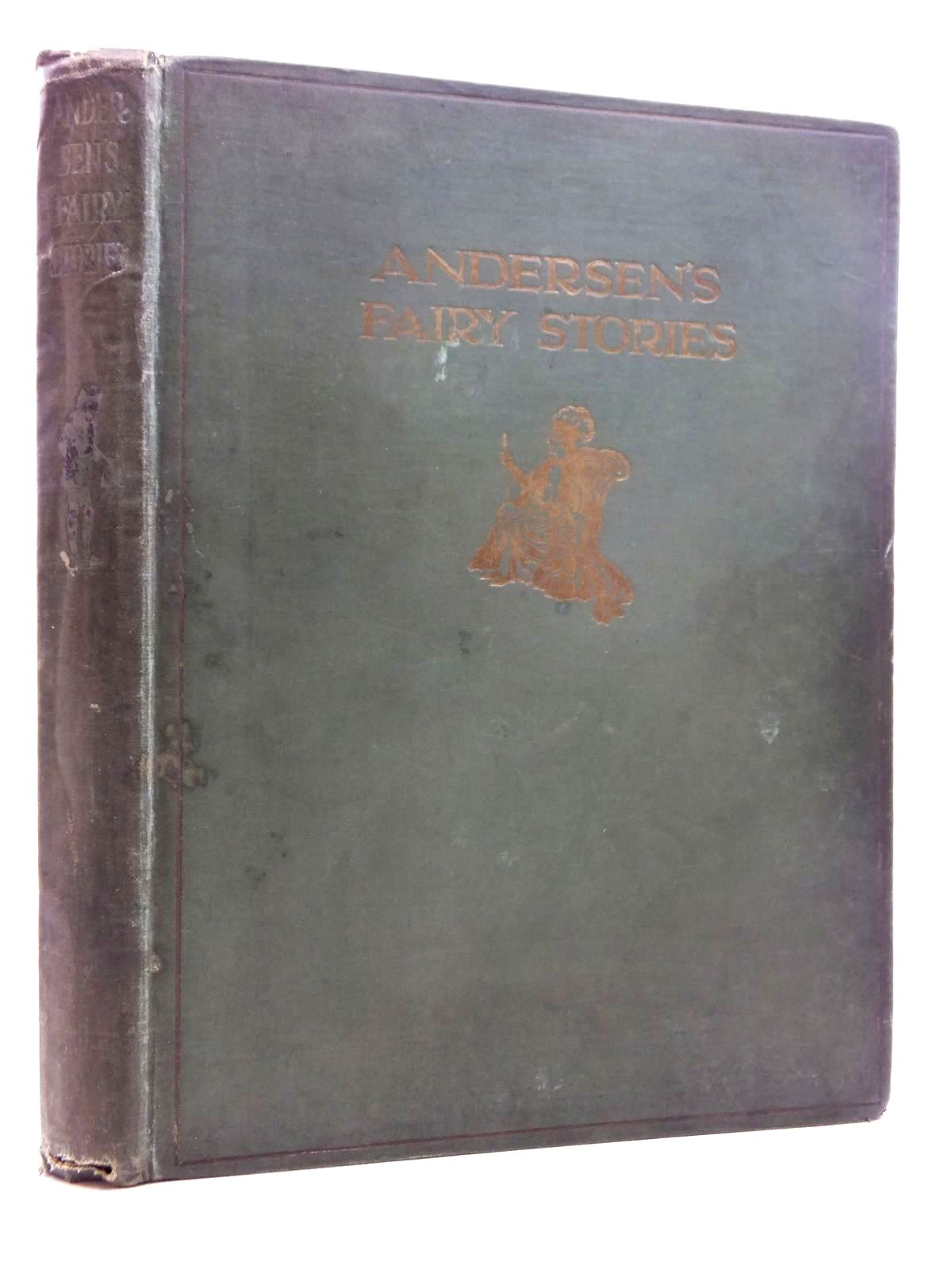 Photo of HANS ANDERSEN'S FAIRY STORIES written by Andersen, Hans Christian illustrated by Anderson, Anne published by Collins Clear-Type Press (STOCK CODE: 1609763)  for sale by Stella & Rose's Books