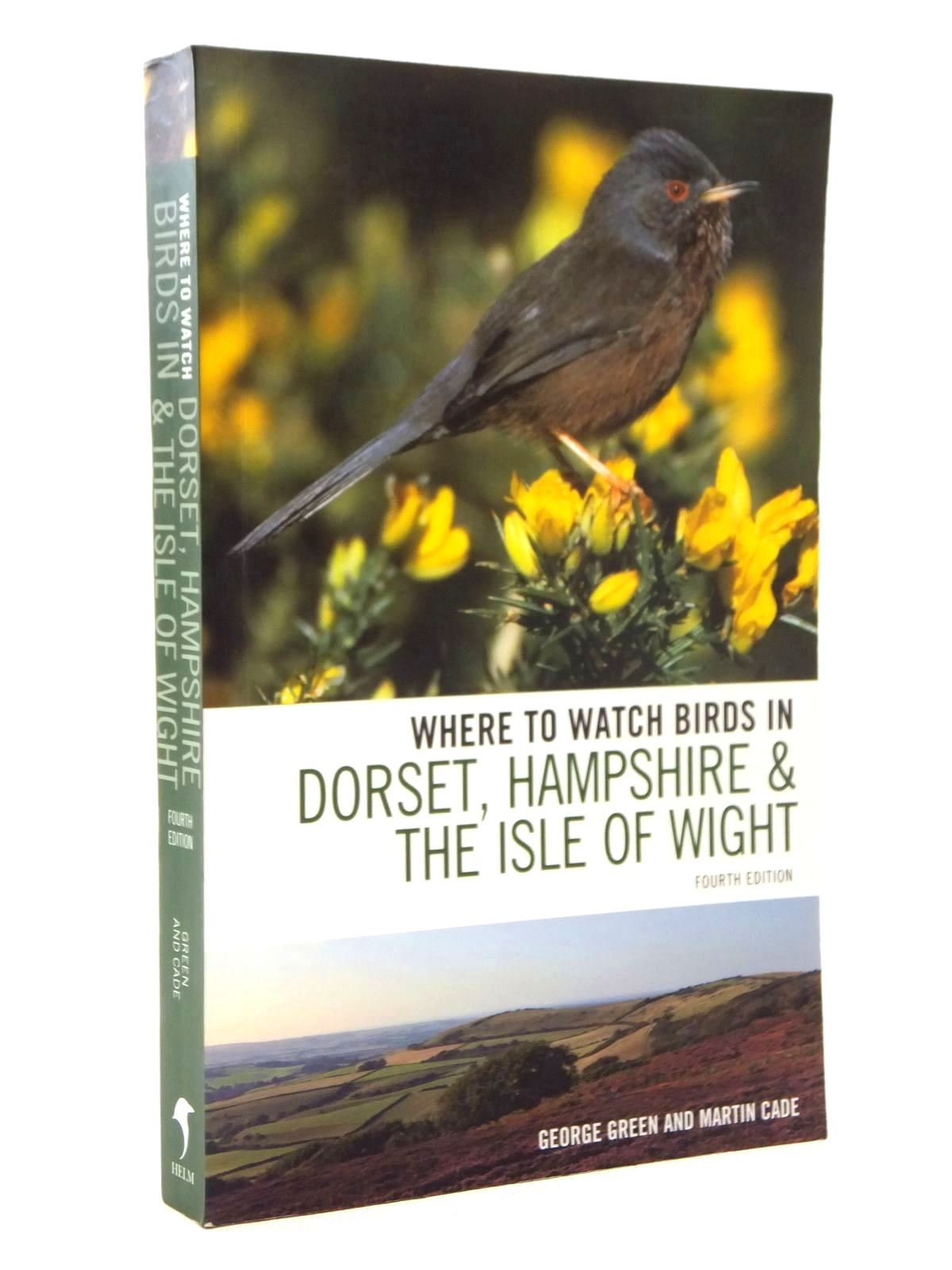 Photo of WHERE TO WATCH BIRDS IN DORSET, HAMPSHIRE AND THE ISLE OF WIGHT written by Green, George<br />Cade, Martin published by Christopher Helm (STOCK CODE: 1609769)  for sale by Stella & Rose's Books