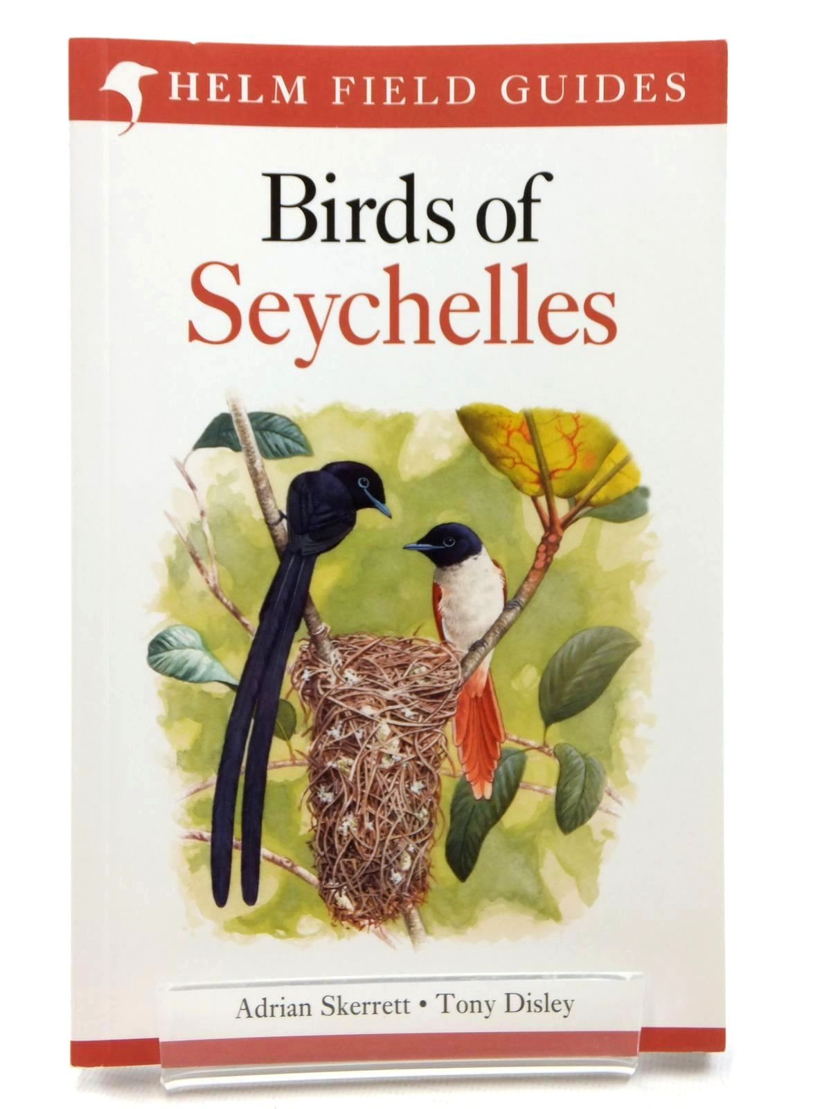 Photo of BIRDS OF SEYCHELLES written by Skerrett, Adrian<br />Disley, Tony published by Christopher Helm (STOCK CODE: 1609789)  for sale by Stella & Rose's Books