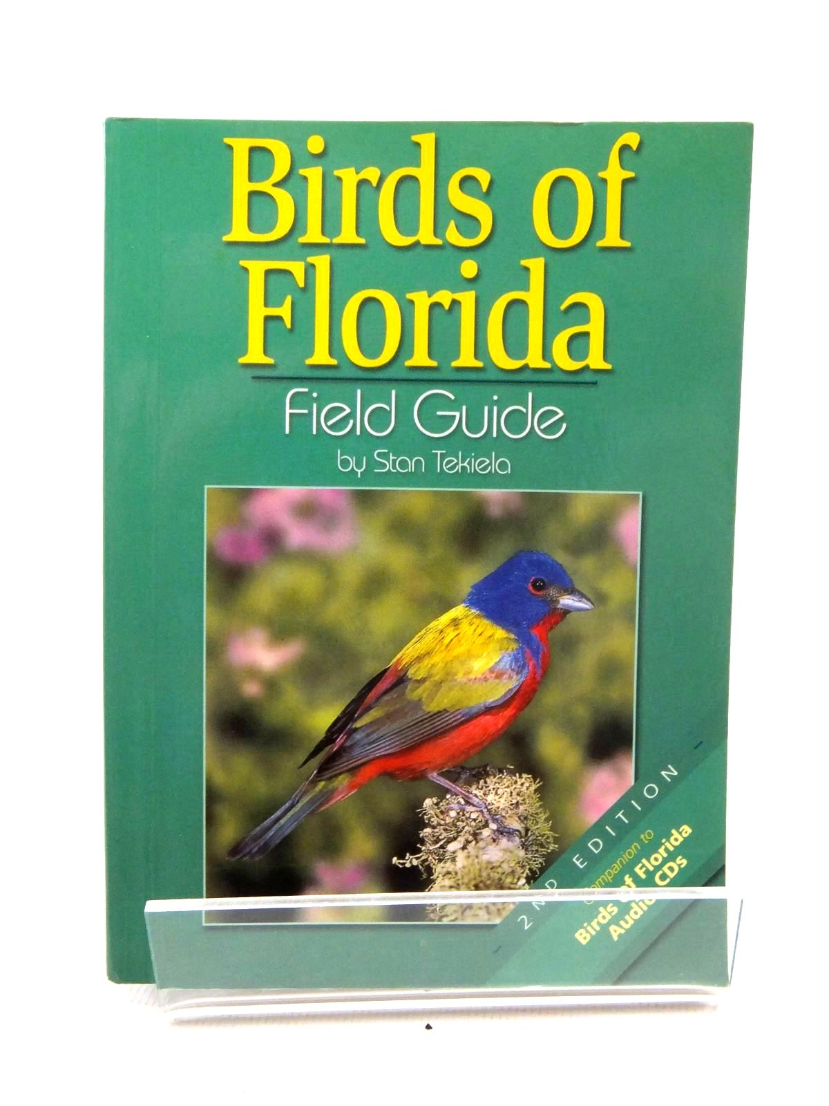 Photo of BIRDS OF FLORIDA FIELD GUIDE written by Tekiela, Stan published by Adventure Publications, Inc (STOCK CODE: 1609799)  for sale by Stella & Rose's Books