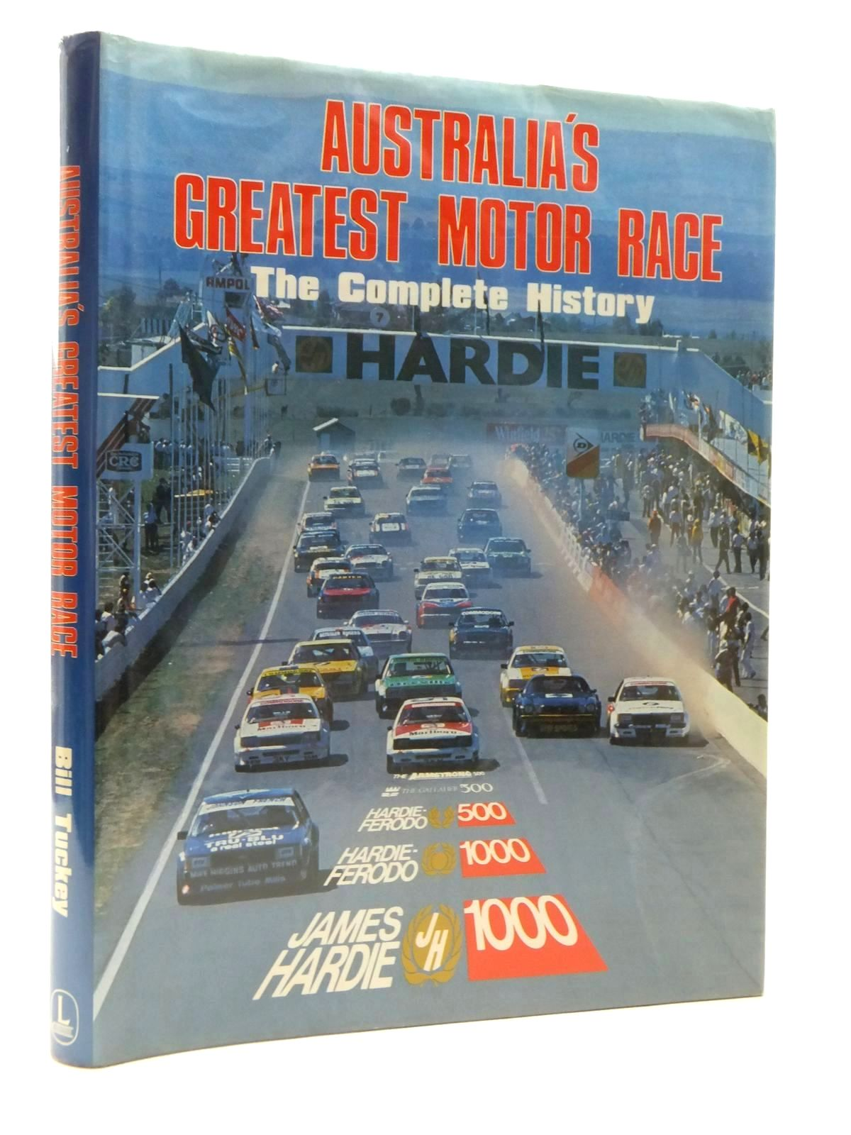 Photo of AUSTRALIA'S GREATEST MOTOR RACE THE COMPLETE HISTORY written by Tuckey, Bill published by Lansdowne Press (STOCK CODE: 1609862)  for sale by Stella & Rose's Books