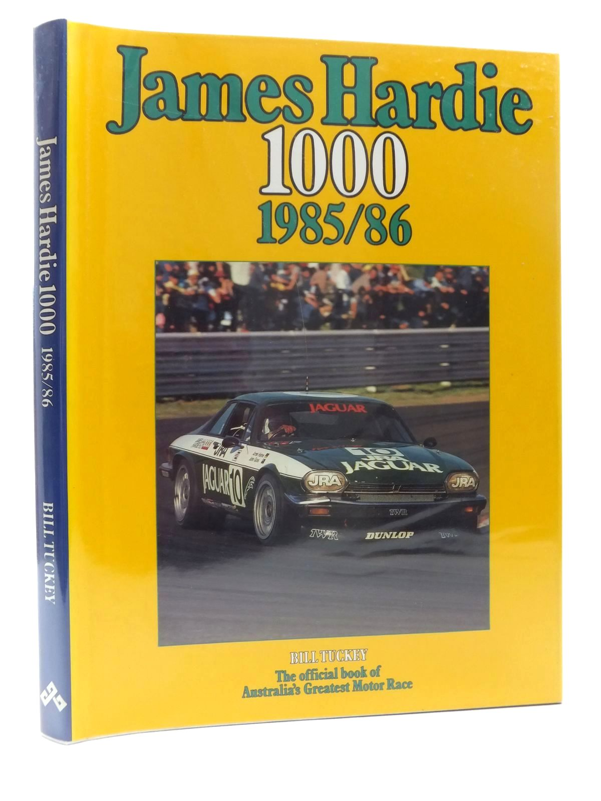 Photo of JAMES HARDIE 1000 1985 / 86 written by Tuckey, Bill published by Berghouse Floyd Tuckey Publishing Group (STOCK CODE: 1609874)  for sale by Stella & Rose's Books