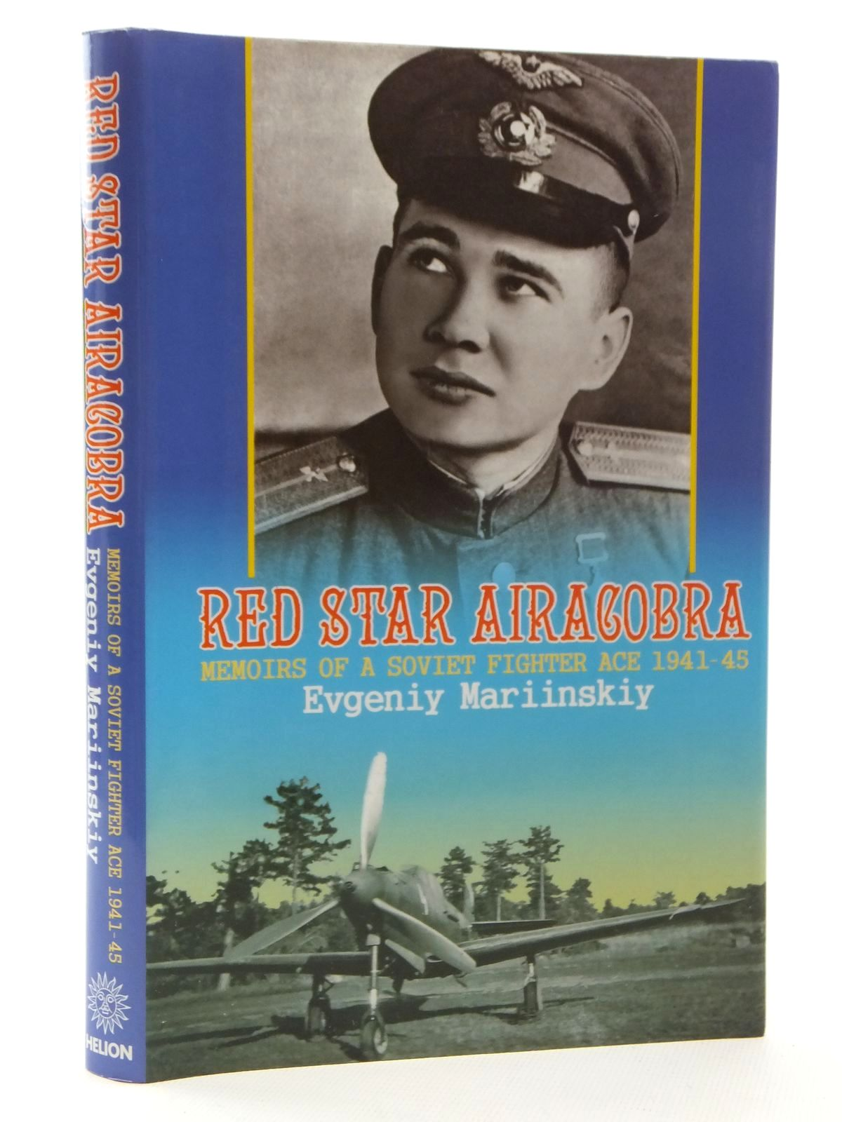 Photo of RED STAR AIRACOBRA written by Mariinskiy, Evgeniy published by Helion & Company (STOCK CODE: 1609894)  for sale by Stella & Rose's Books