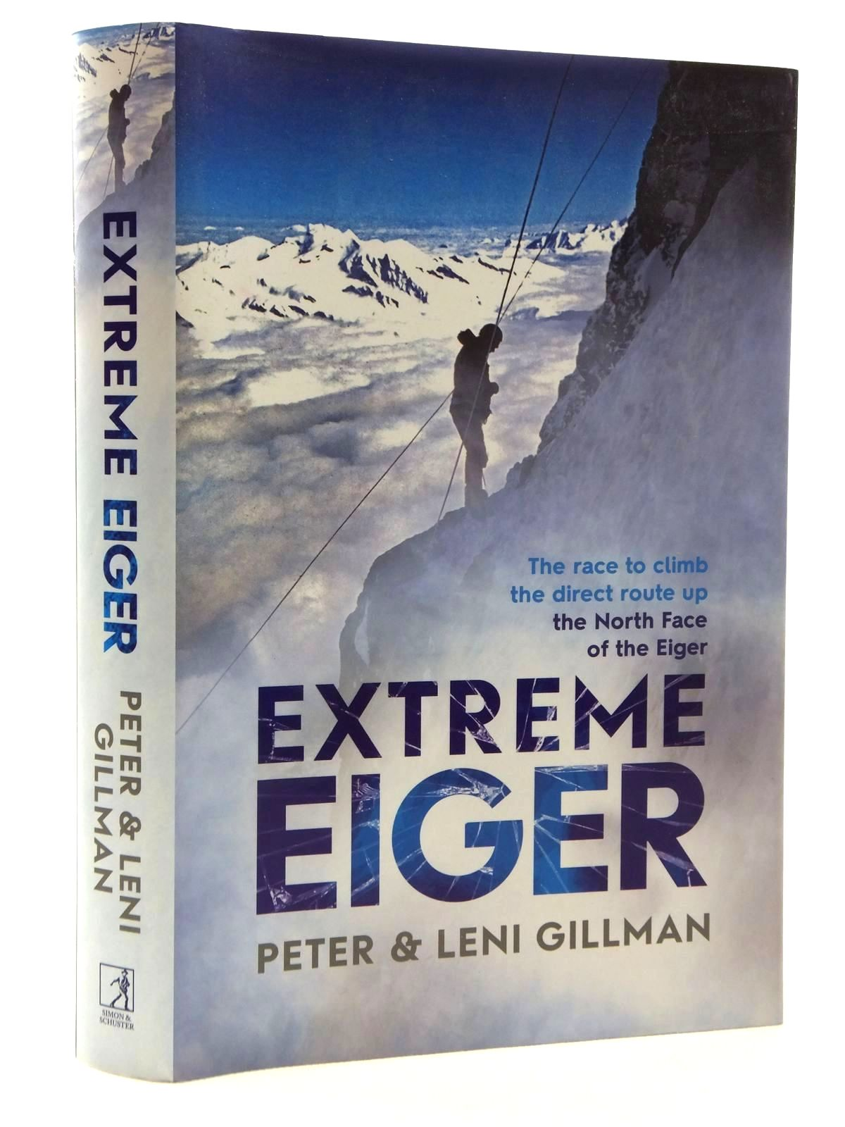 Photo of EXTREME EIGER written by Gillman, Peter<br />Gillman, Leni published by Simon & Schuster (STOCK CODE: 1609895)  for sale by Stella & Rose's Books