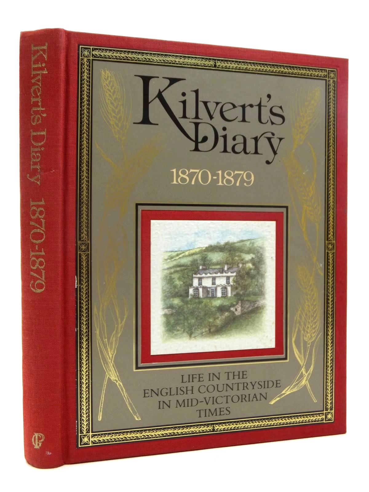 Photo of KILVERT'S DIARY 1870-1879 written by Kilvert, Francis published by Guild Publishing (STOCK CODE: 1609967)  for sale by Stella & Rose's Books