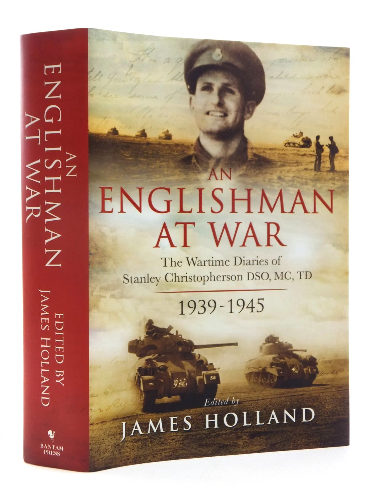 Photo of AN ENGLISHMAN AT WAR written by Holland, James<br />Christopherson, Stanley published by Bantam Press (STOCK CODE: 1609994)  for sale by Stella & Rose's Books