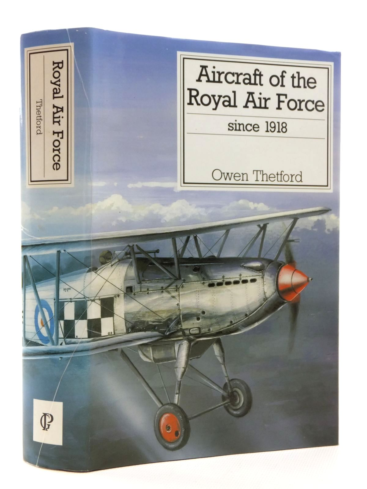 Photo of AIRCRAFT OF THE ROYAL AIR FORCE SINCE 1918 written by Thetford, Owen G. published by Guild Publishing, Book Club Associates (STOCK CODE: 1610051)  for sale by Stella & Rose's Books
