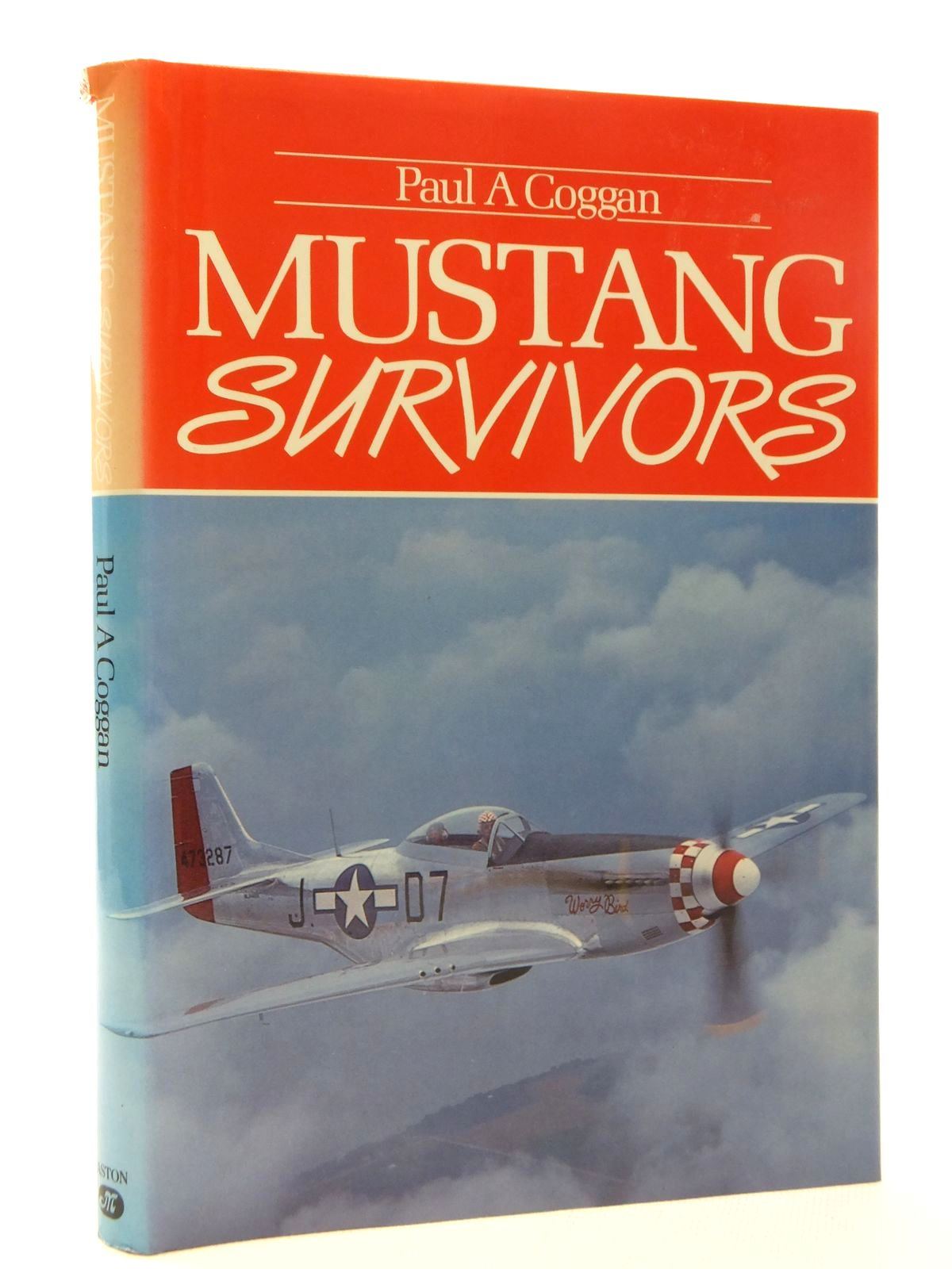 Photo of MUSTANG SURVIVORS written by Coggan, Paul A. published by Aston Publications (STOCK CODE: 1610087)  for sale by Stella & Rose's Books