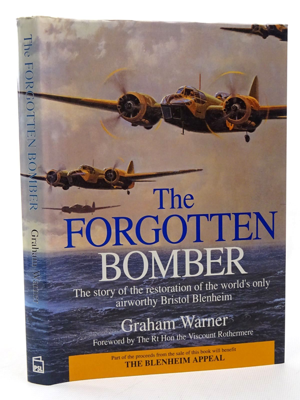 Photo of THE FORGOTTEN BOMBER written by Warner, Graham published by Patrick Stephens Limited (STOCK CODE: 1610144)  for sale by Stella & Rose's Books