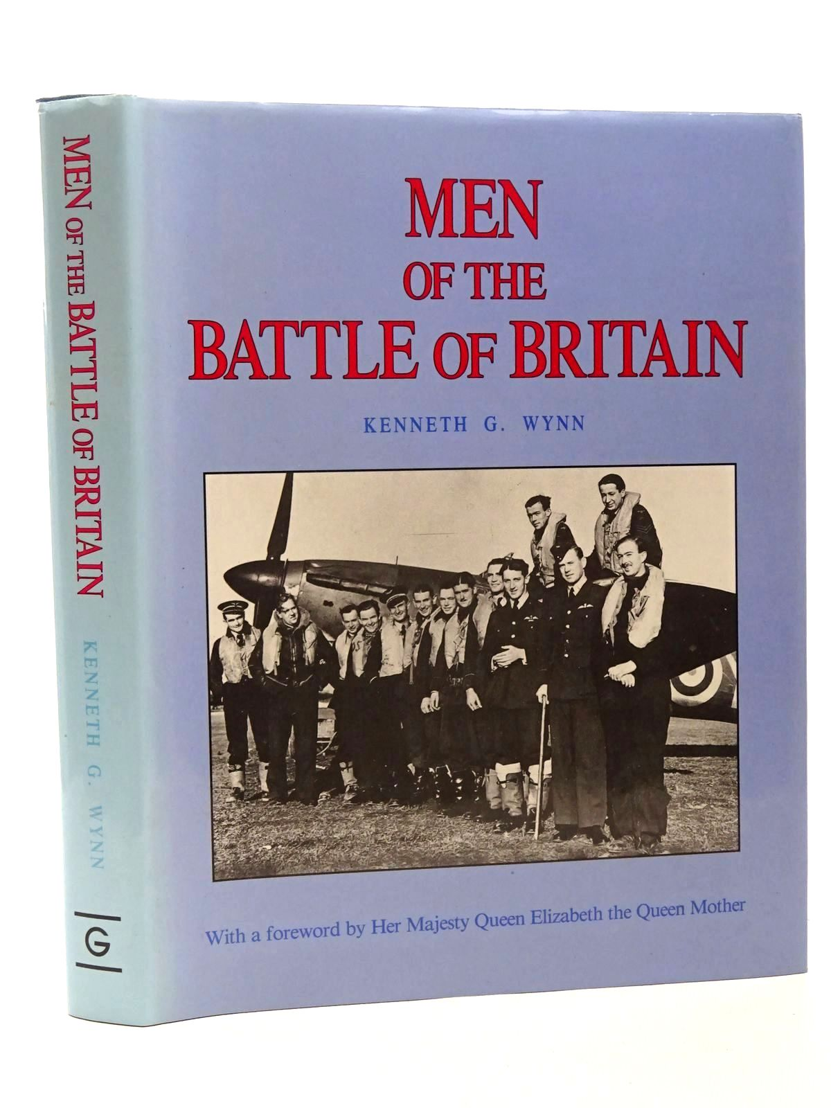 Photo of MEN OF THE BATTLE OF BRITAIN written by Wynn, Kenneth published by Gliddon Books (STOCK CODE: 1610145)  for sale by Stella & Rose's Books