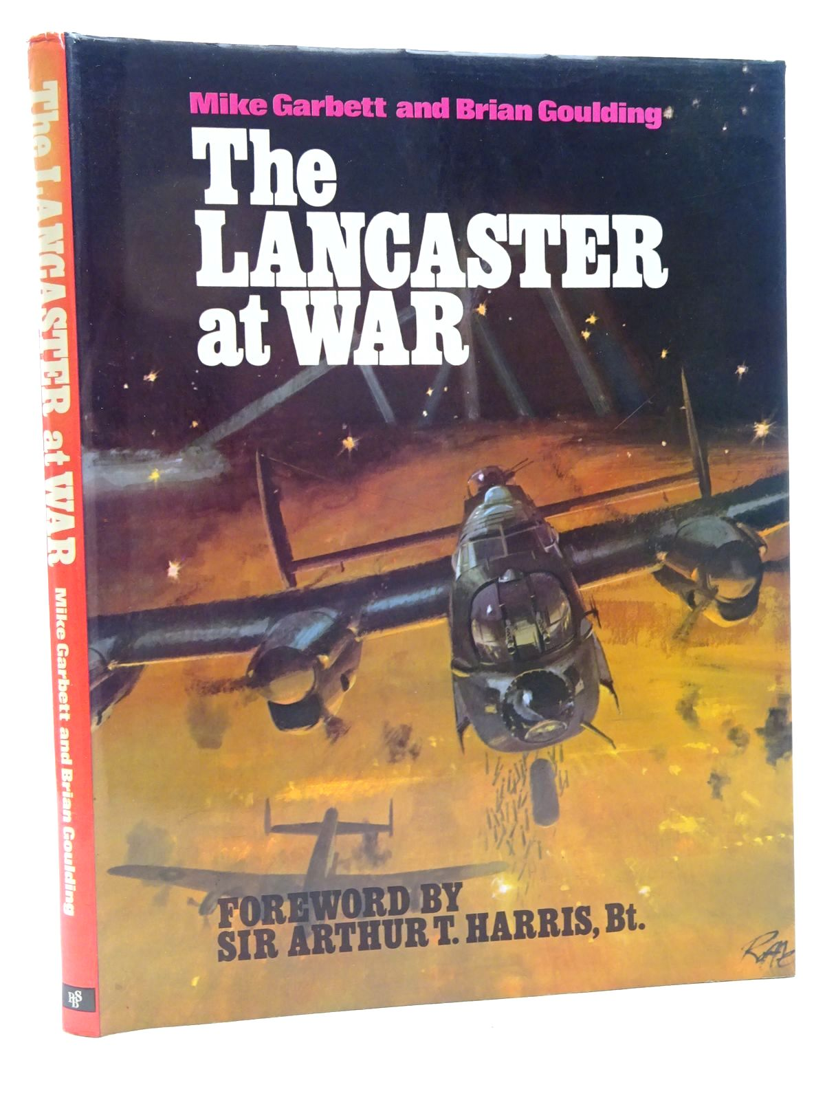 Photo of THE LANCASTER AT WAR written by Garbett, M.<br />Goulding, Brian published by Purnell Book Services Limited (STOCK CODE: 1610160)  for sale by Stella & Rose's Books