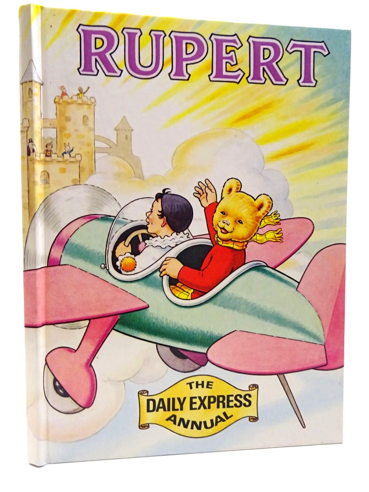 Photo of RUPERT ANNUAL 1983 illustrated by Harrold, John published by Express Newspapers Ltd. (STOCK CODE: 1610173)  for sale by Stella & Rose's Books