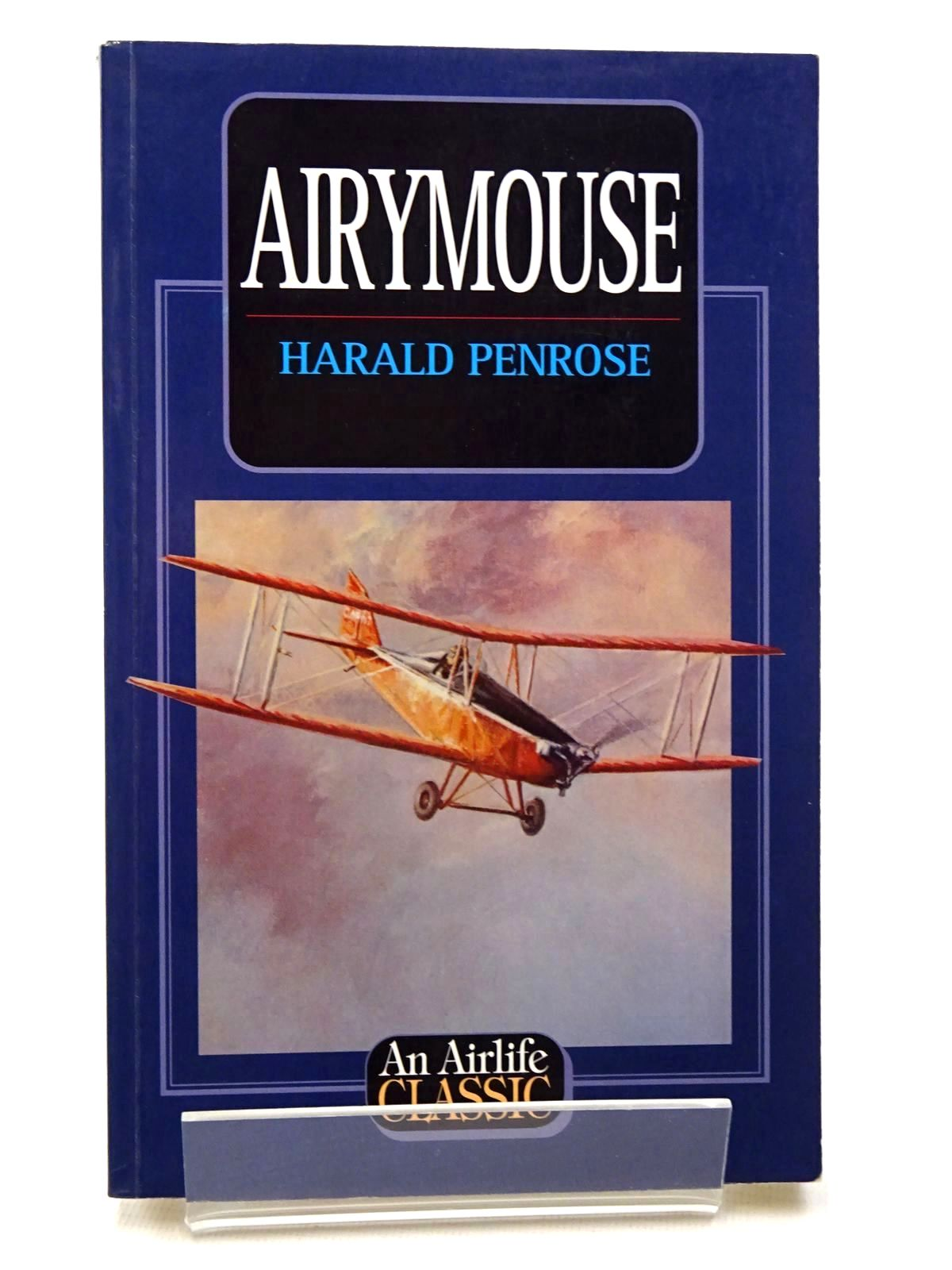 Photo of AIRYMOUSE written by Penrose, Harald illustrated by Trevor, Philip published by Airlife (STOCK CODE: 1610181)  for sale by Stella & Rose's Books