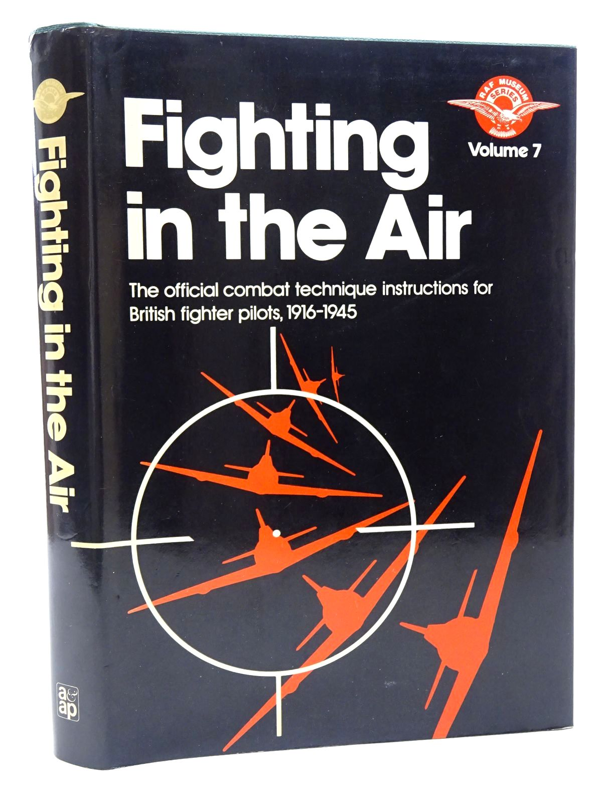 Photo of FIGHTING IN THE AIR written by Tanner, John published by Arms & Armour Press (STOCK CODE: 1610209)  for sale by Stella & Rose's Books