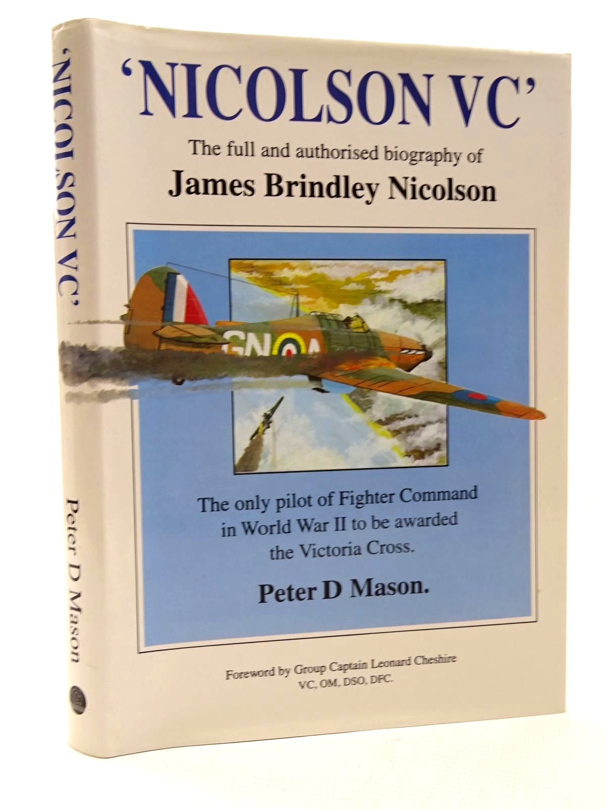 Photo of NICOLSON VC written by Mason, Peter D. published by Geerings Of Ashford Ltd. (STOCK CODE: 1610249)  for sale by Stella & Rose's Books