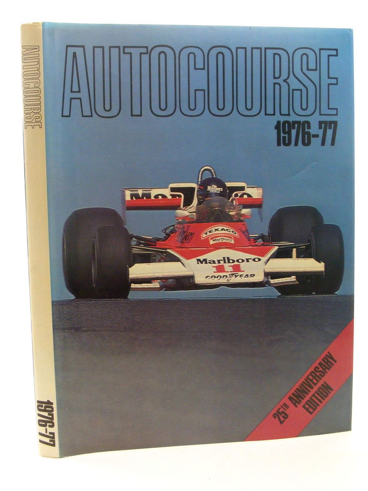 Photo of AUTOCOURSE 1976-77 written by Kettlewell, Mike published by Hazleton Securities (STOCK CODE: 1610355)  for sale by Stella & Rose's Books