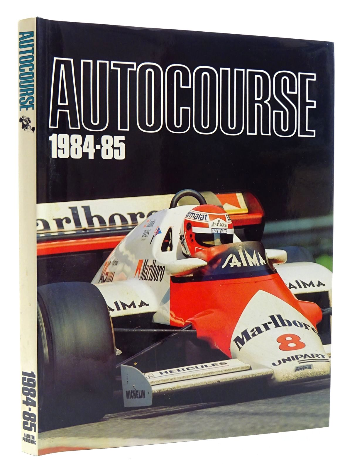 Photo of AUTOCOURSE 1984-85 written by Hamilton, Maurice published by Hazleton Publishing (STOCK CODE: 1610370)  for sale by Stella & Rose's Books