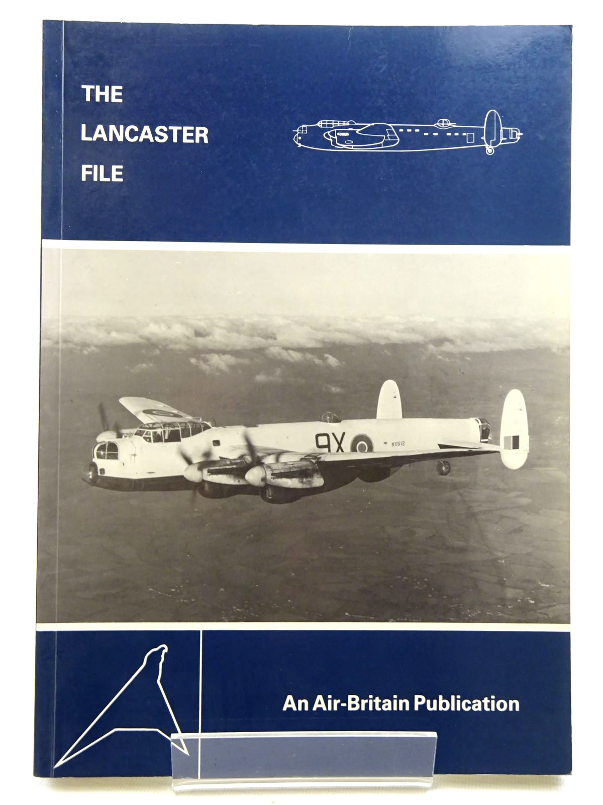 Photo of THE LANCASTER FILE written by Halley, James J. published by Air-Britain (Historians) Ltd. (STOCK CODE: 1610463)  for sale by Stella & Rose's Books