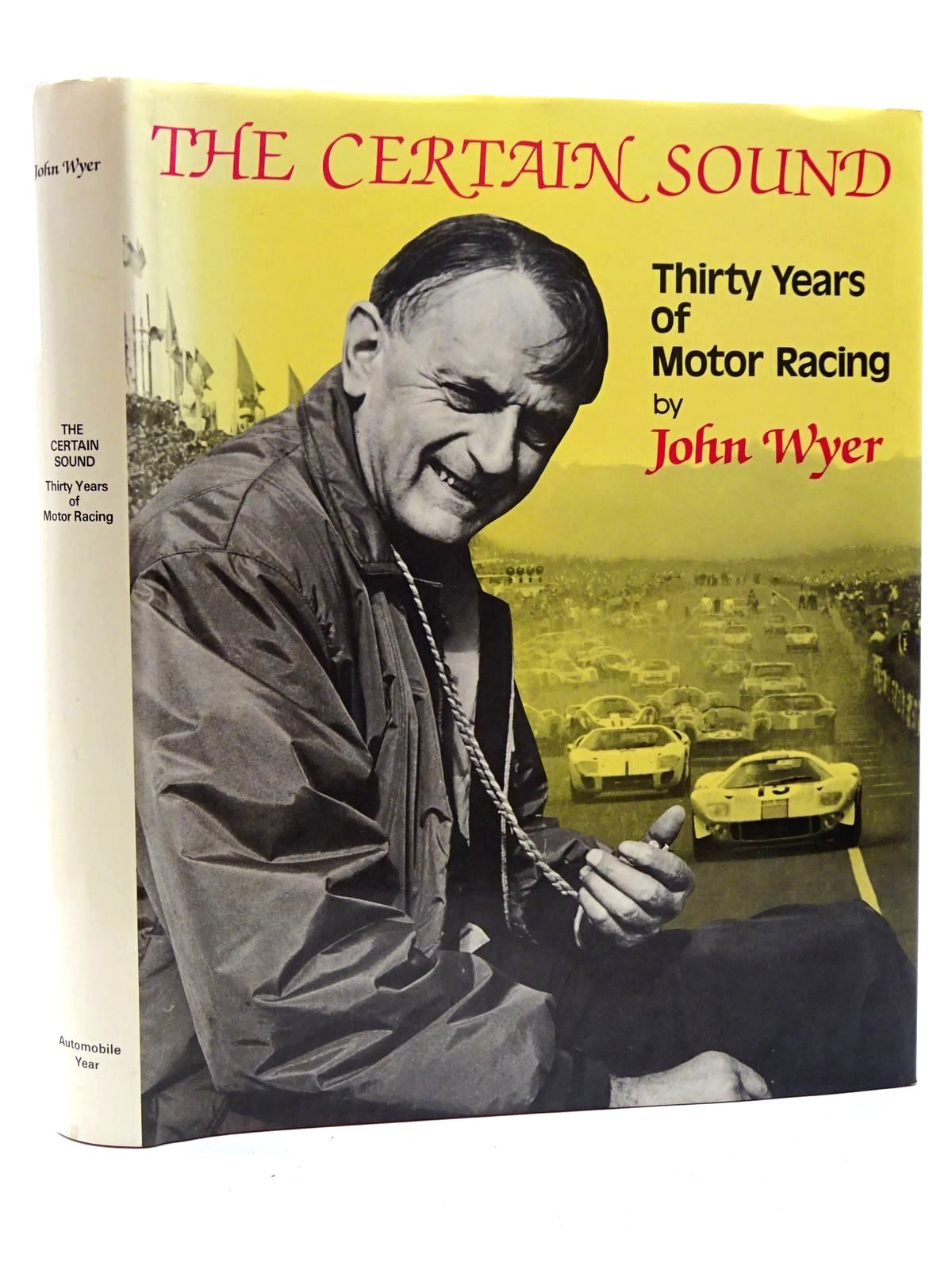 Photo of THE CERTAIN SOUND THIRTY YEARS OF MOTOR RACING