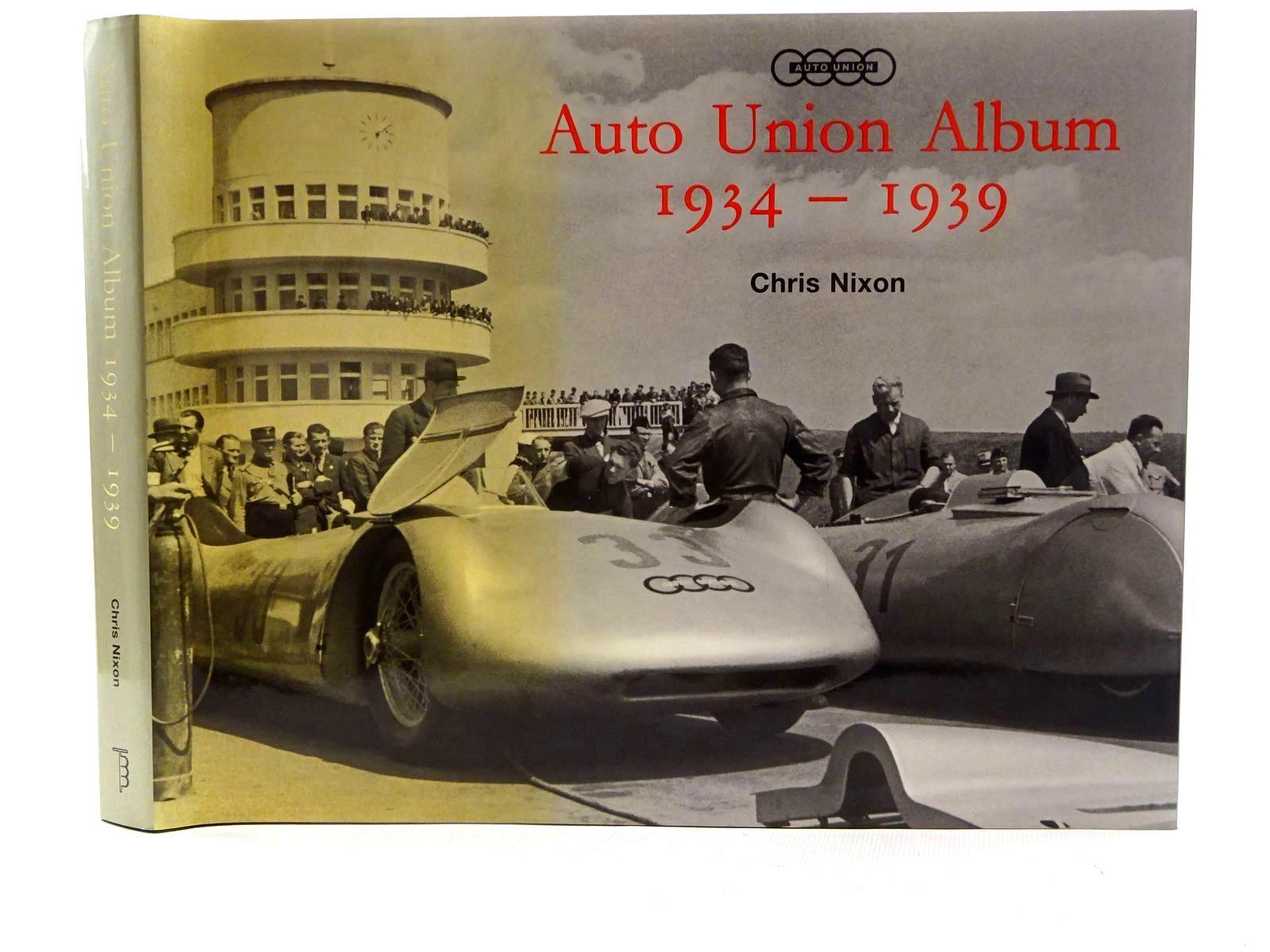 Photo of AUTO UNION ALBUM 1934 - 1939