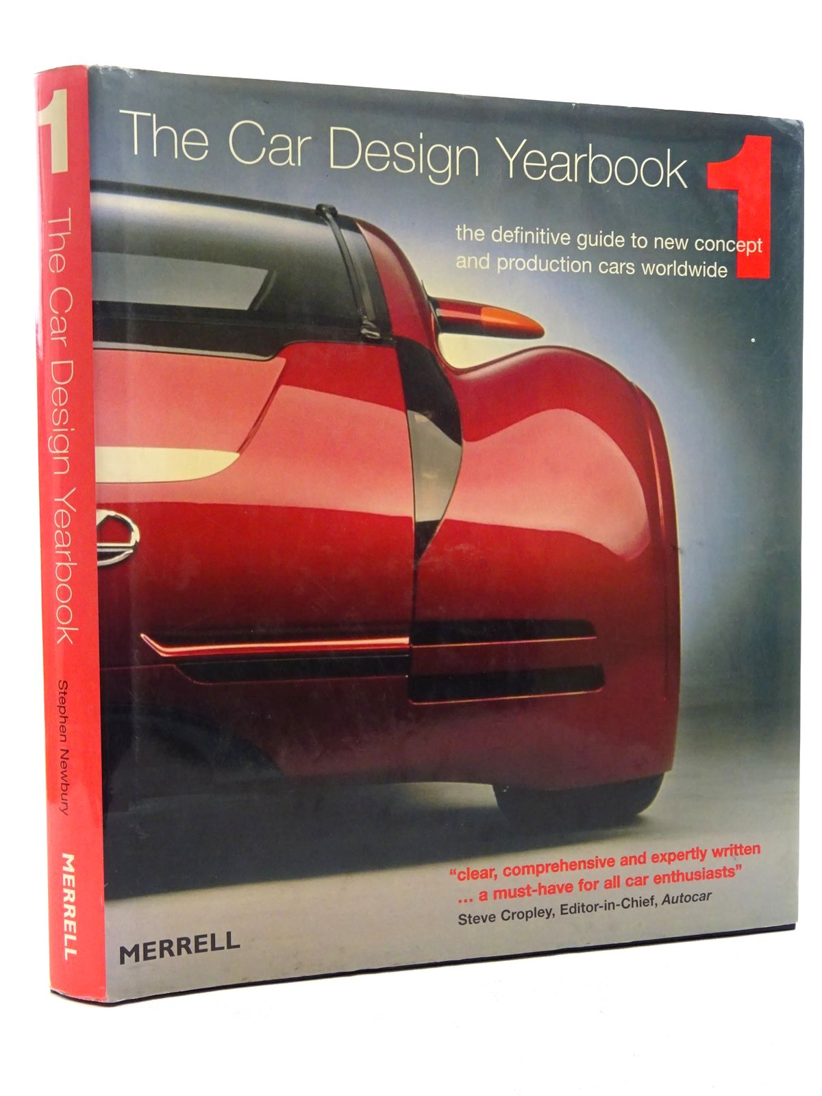 Photo of THE CAR DESIGN YEARBOOK 1 written by Newbury, Stephen published by Merrell Publishers Limited (STOCK CODE: 1610526)  for sale by Stella & Rose's Books