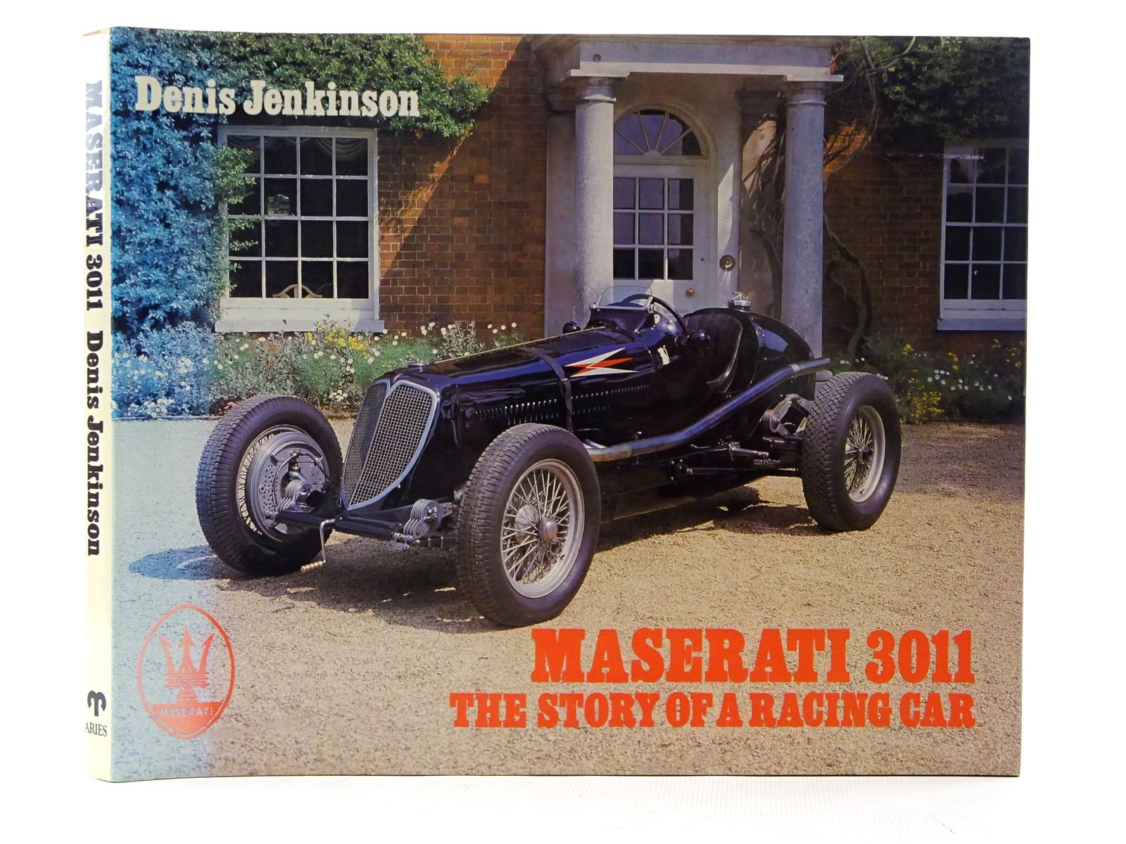 Photo of MASERATI 3011 THE STORY OF A RACING CAR written by Jenkinson, Denis published by Aries Press (STOCK CODE: 1610533)  for sale by Stella & Rose's Books