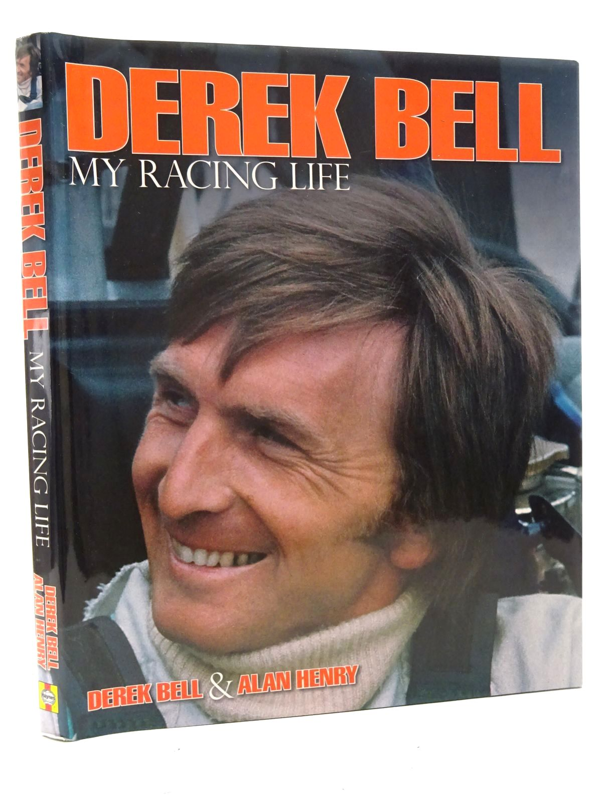 Photo of DEREK BELL MY RACING LIFE written by Bell, Derek published by Patrick Stephens (STOCK CODE: 1610554)  for sale by Stella & Rose's Books