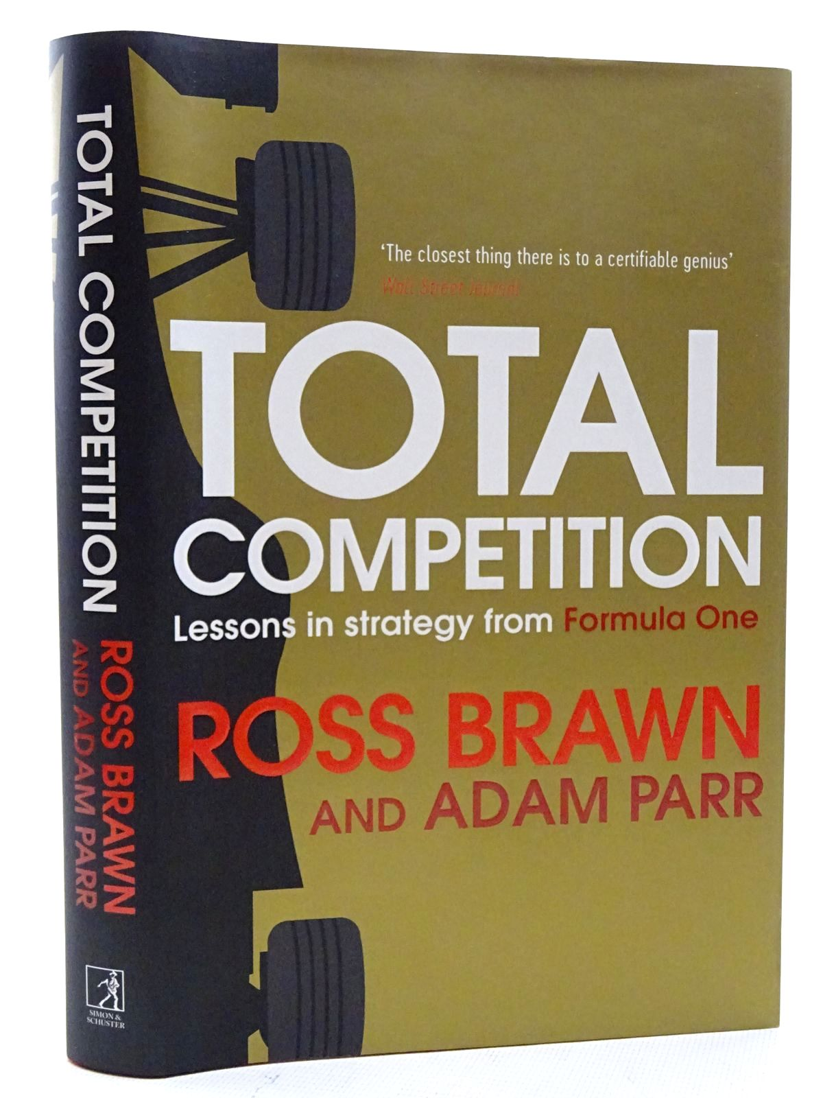 Photo of TOTAL COMPETITION LESSONS IN STRATEGY FROM FORMULA ONE written by Brawn, Ross<br />Parr, Adam published by Simon & Schuster (STOCK CODE: 1610574)  for sale by Stella & Rose's Books