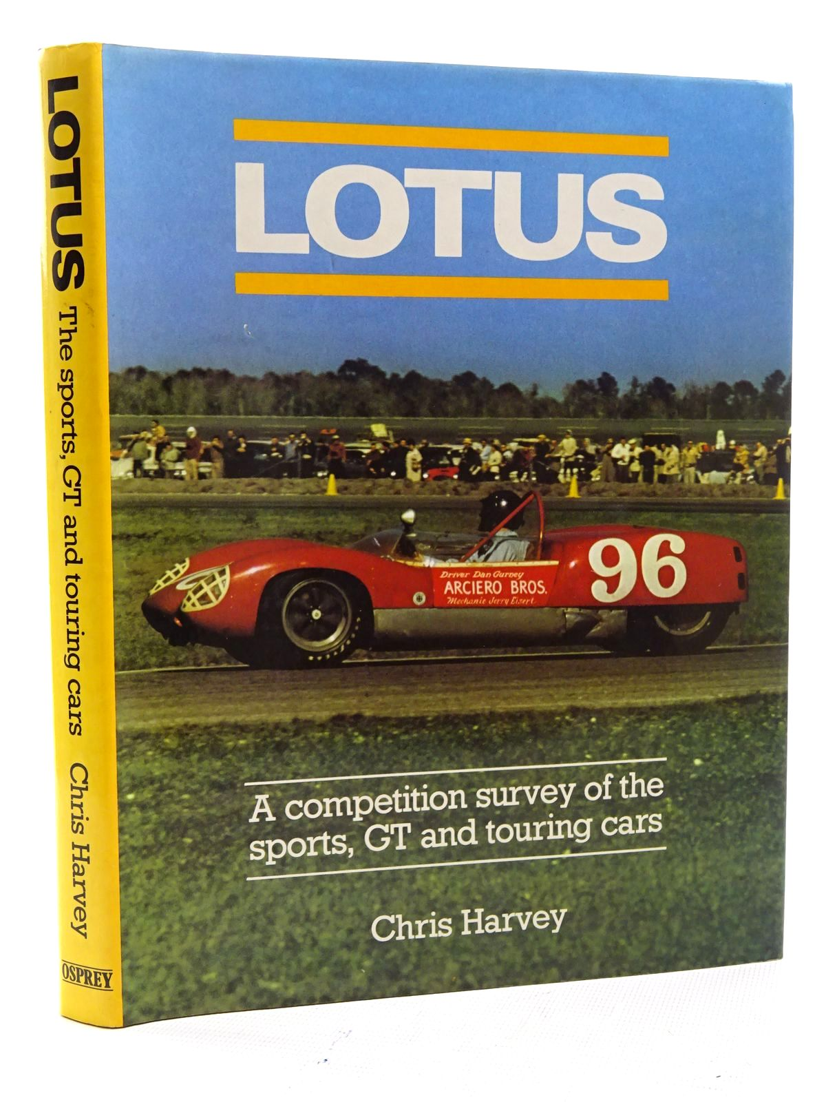 Photo of LOTUS written by Harvey, Chris published by Osprey Publishing (STOCK CODE: 1610575)  for sale by Stella & Rose's Books