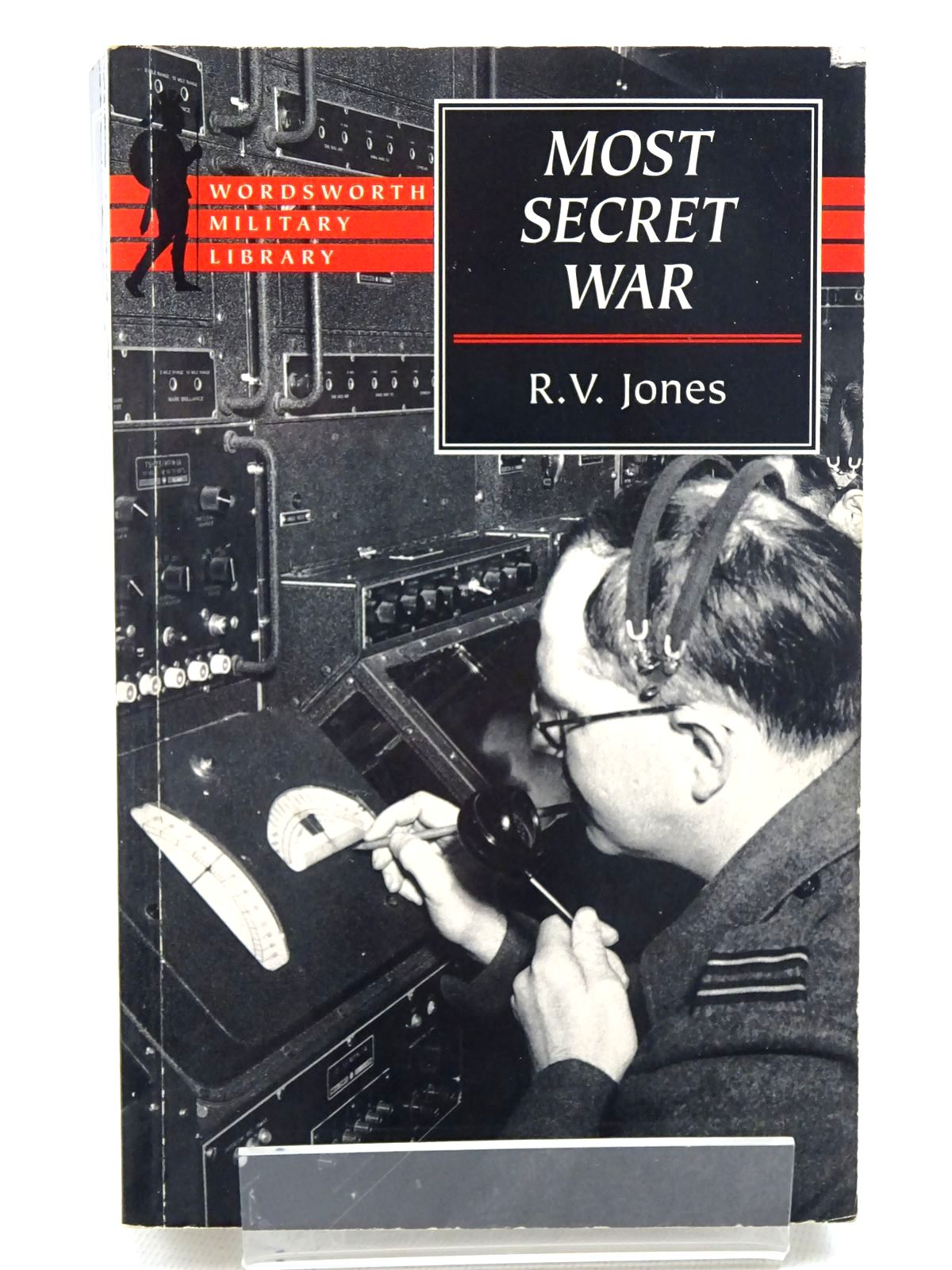 Photo of MOST SECRET WAR written by Jones, R.V. published by Wordsworth Editions Ltd. (STOCK CODE: 1610625)  for sale by Stella & Rose's Books