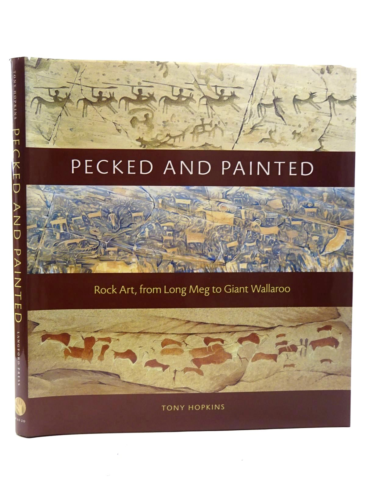 Photo of PECKED AND PAINTED written by Hopkins, Tony published by Langford Press (STOCK CODE: 1610665)  for sale by Stella & Rose's Books