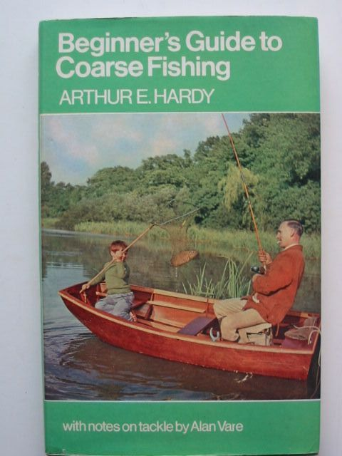 Photo of BEGINNER'S GUIDE TO COARSE FISHING written by Hardy, Arthur E. published by Pelham Books (STOCK CODE: 1701435)  for sale by Stella & Rose's Books