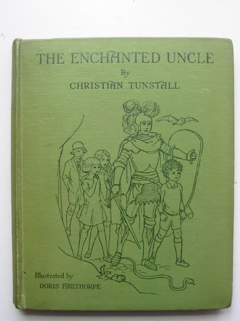 Photo of THE ENCHANTED UNCLE written by Tunstall, Christian illustrated by Pailthorpe, Doris published by Silas Birch Limited (STOCK CODE: 1701554)  for sale by Stella & Rose's Books