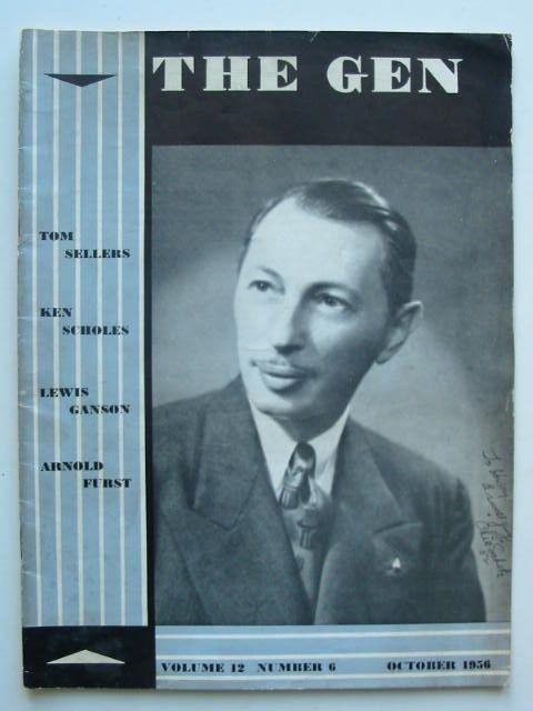 Photo of THE GEN VOLUME 12 No. 6 OCTOBER 1956