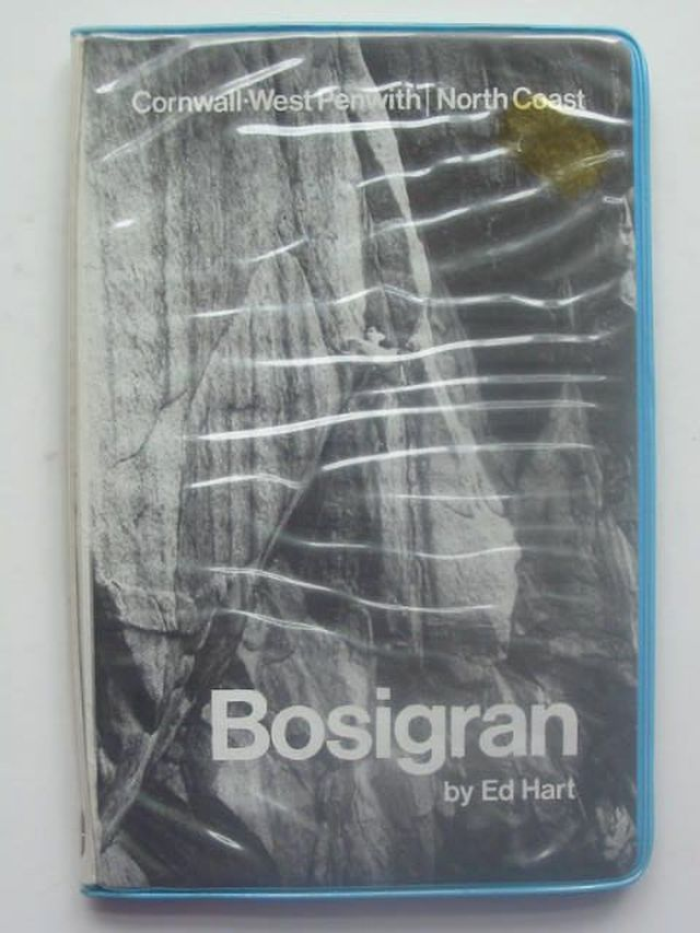 Photo of BOSIGRAN AND THE NORTH COAST written by Hart, Ed. illustrated by Fishwick, Cliff published by Climber's Club (STOCK CODE: 1702191)  for sale by Stella & Rose's Books